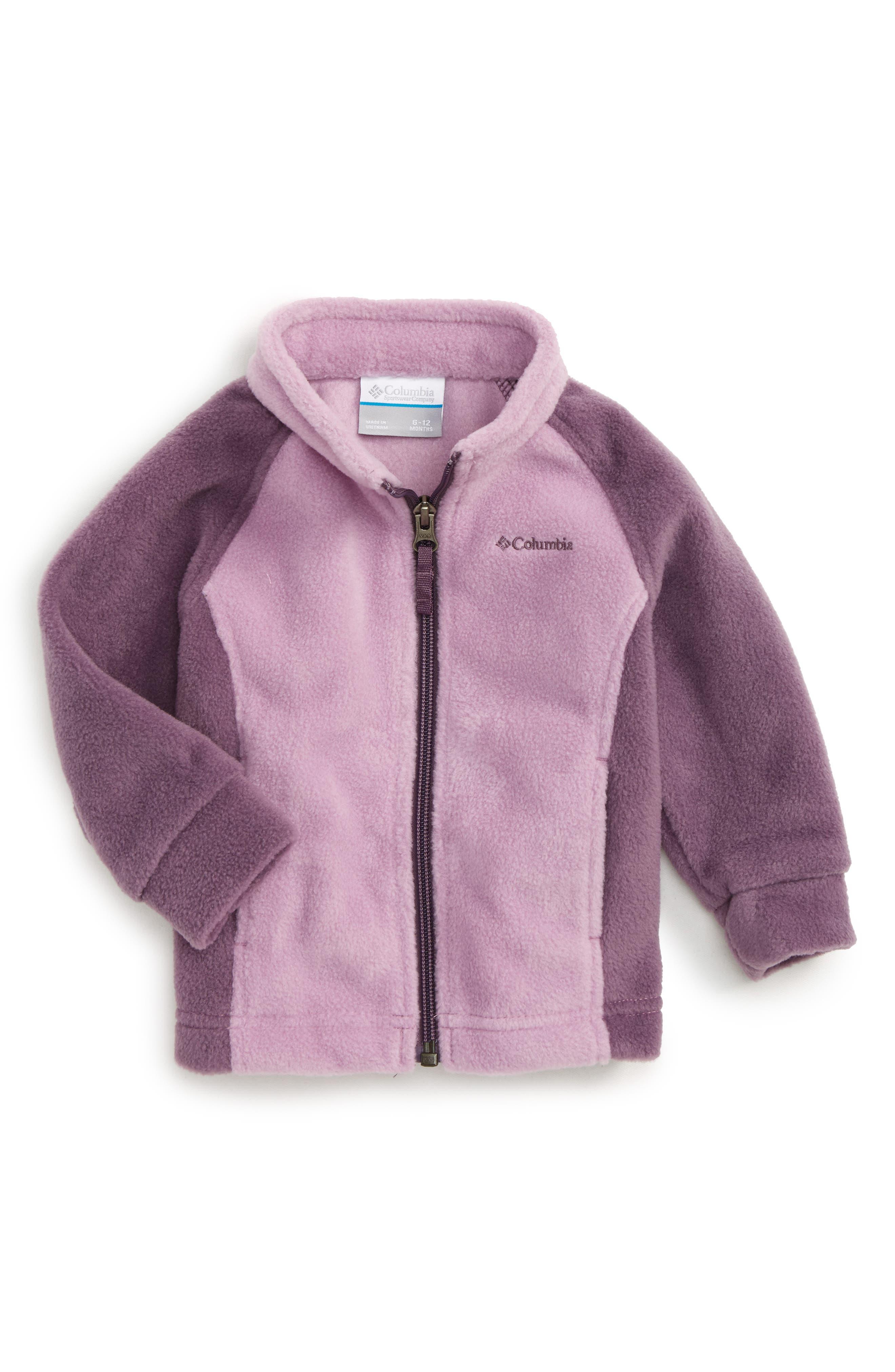 Columbia Benton Springs Fleece Jacket (Baby Girls)