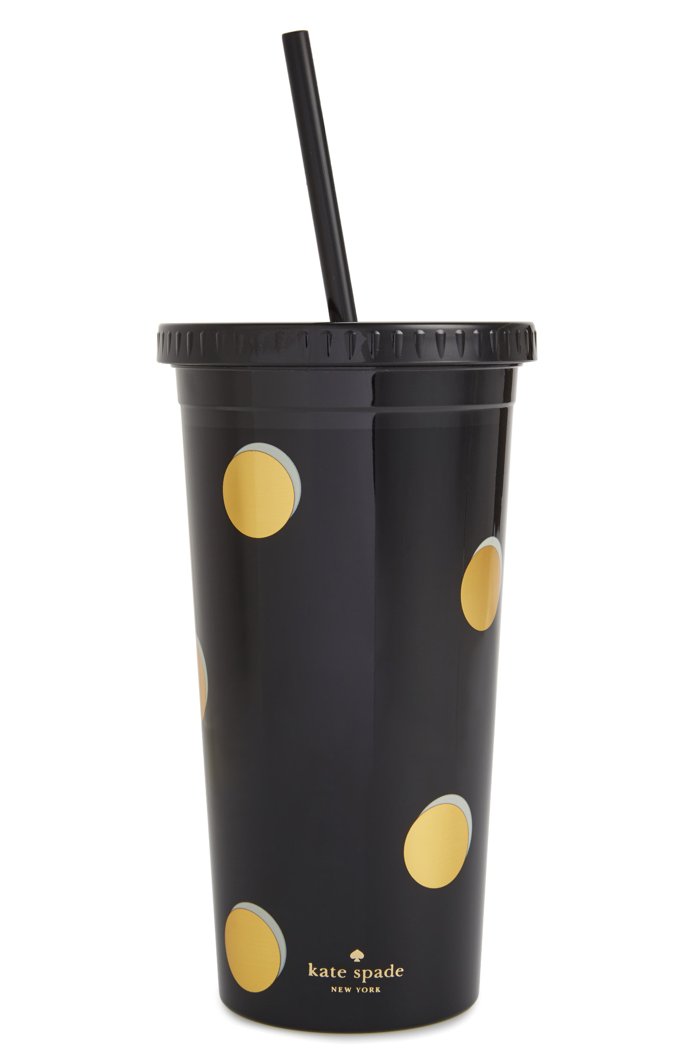 kate spade new york stagger dot insulated tumbler