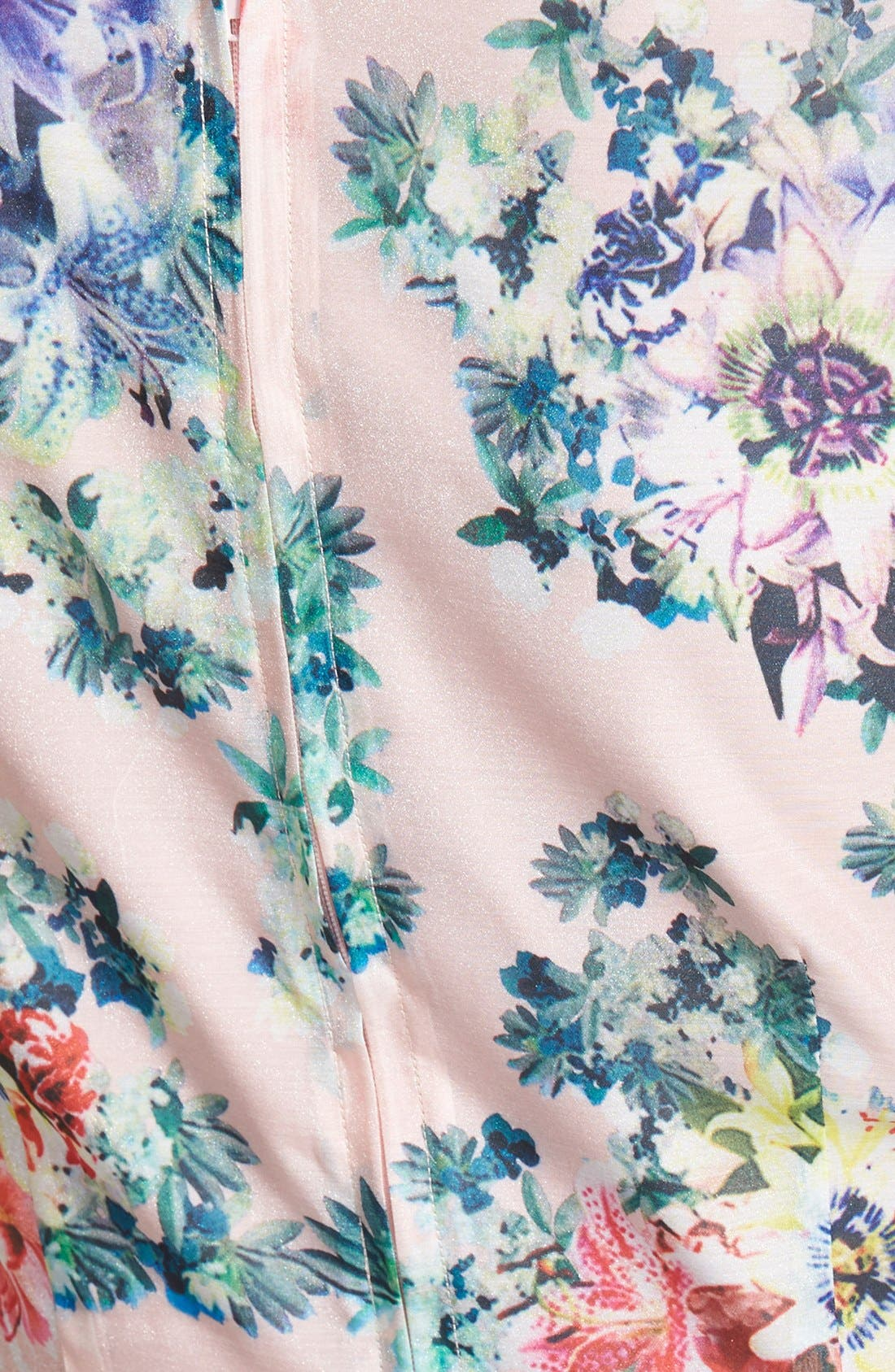 Alternate Image 3  - Lucca Couture Floral Top