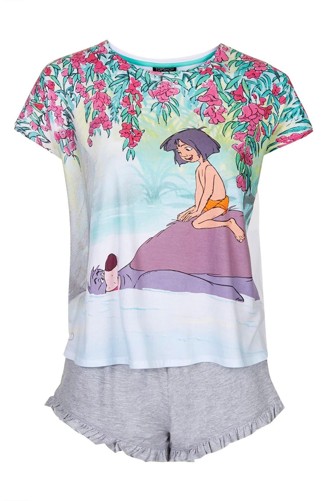 Alternate Image 3  - Topshop 'Disney® - Jungle Book™' Pajamas