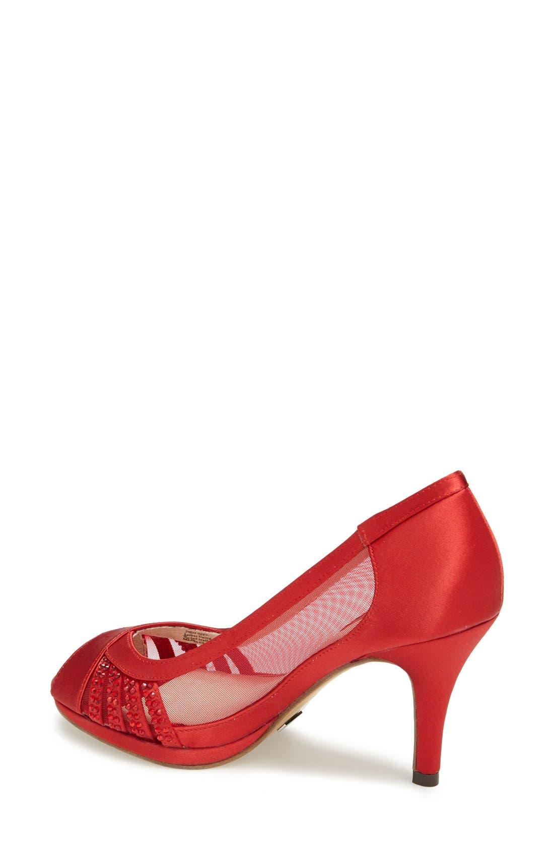 Alternate Image 2  - Menbur 'Balcones' Peep Toe Pump (Women)