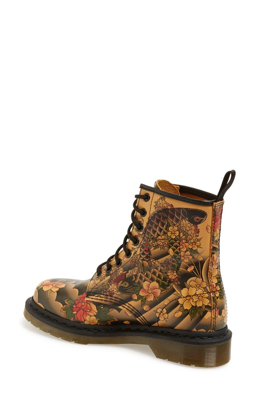 Alternate Image 2  - Dr. Martens '1460 W' Boot (Women)