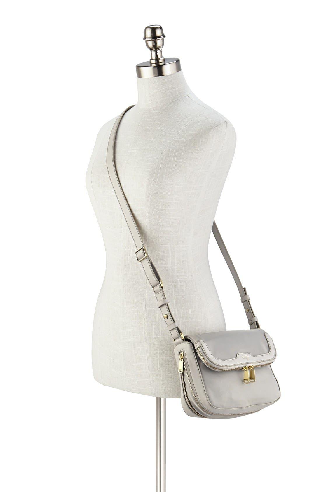 Alternate Image 2  - Fossil 'Small Preston' Nylon Crossbody Bag