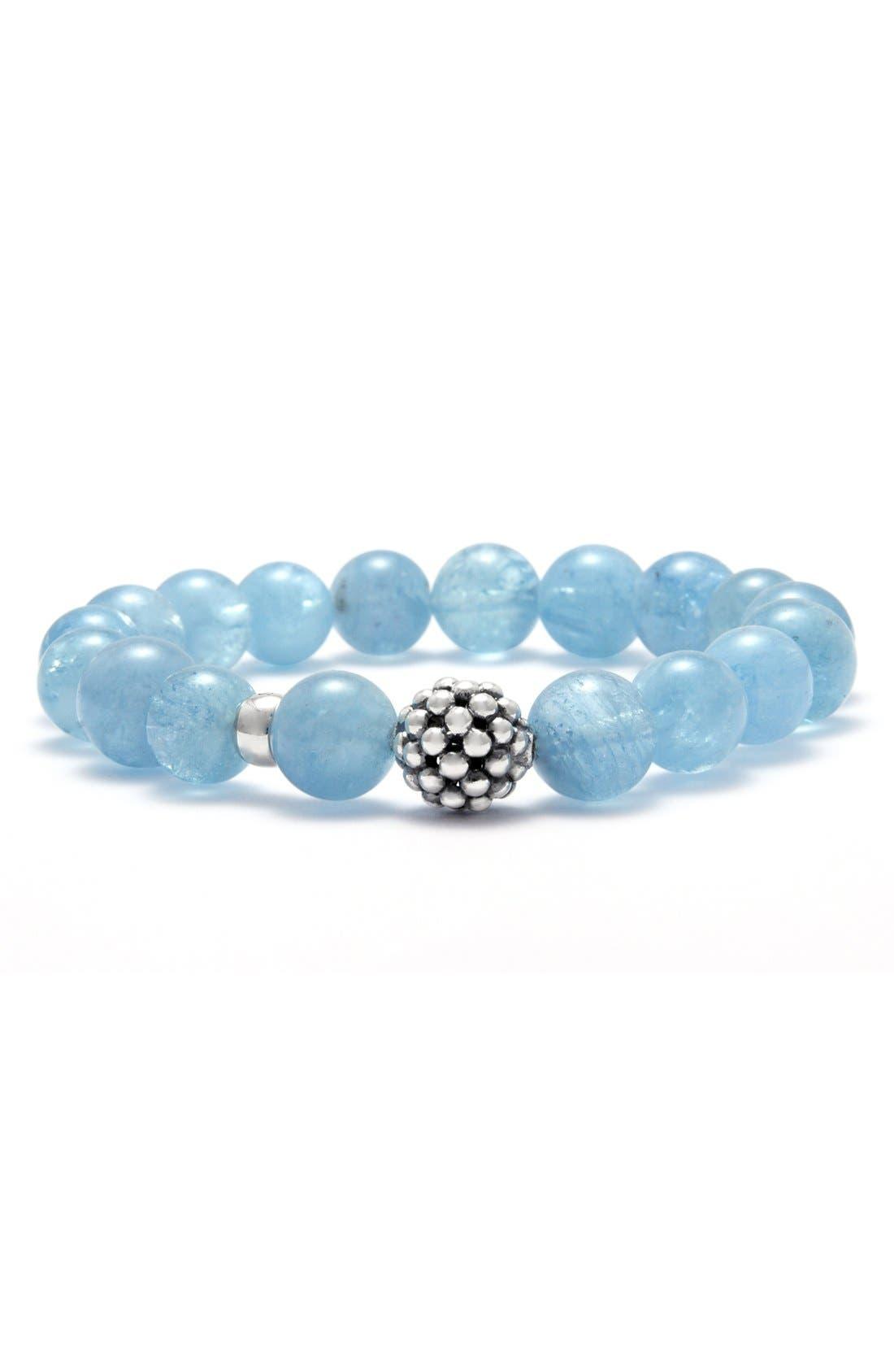 Alternate Image 1 Selected - LAGOS Bead Stretch Bracelet