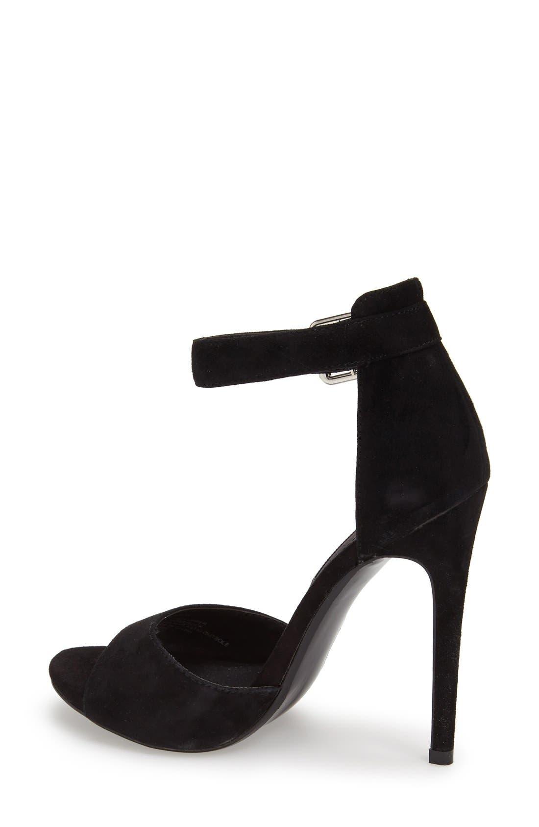Alternate Image 2  - Steve Madden 'Mogull' Ankle Strap Sandal (Women)