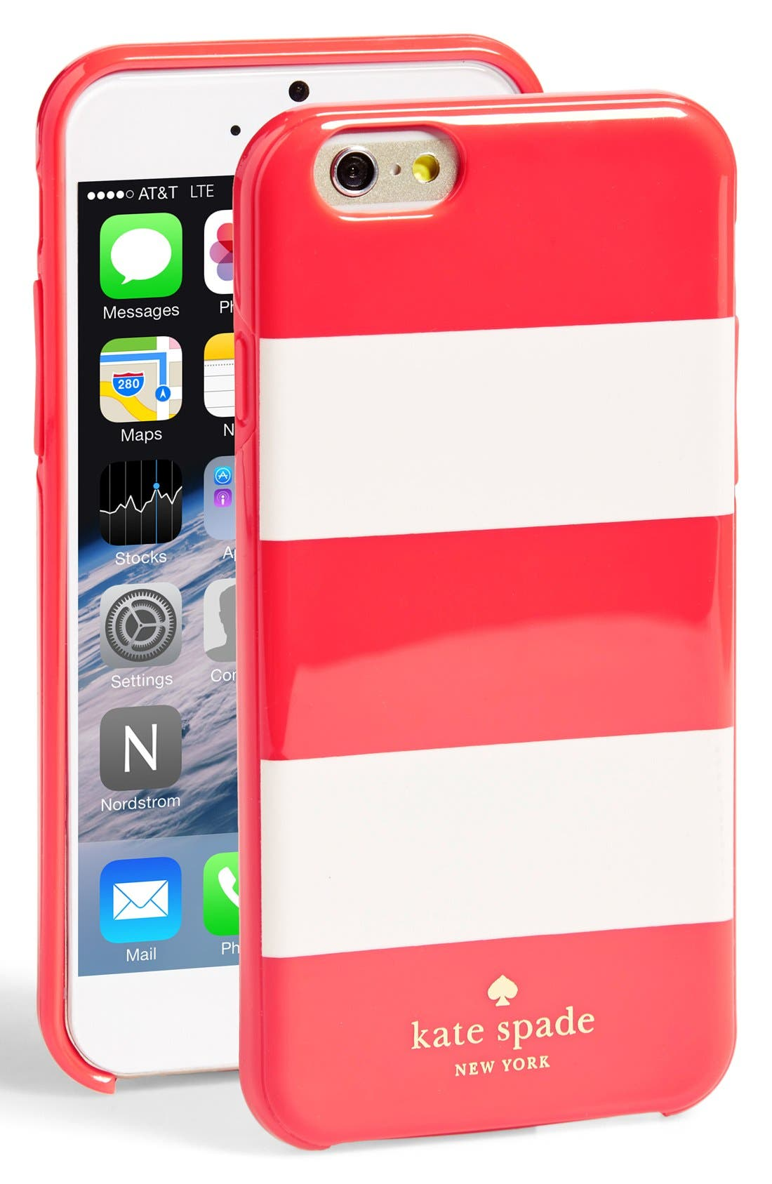 Main Image - kate spade new york 'fairmont square' iPhone 6 case