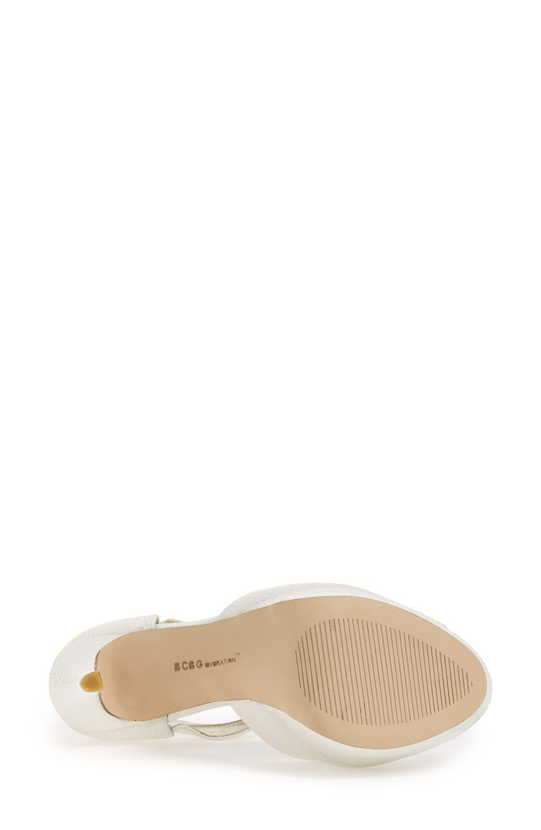 Alternate Image 3  - BCBGeneration 'Vix' Platform Sandal (Women)