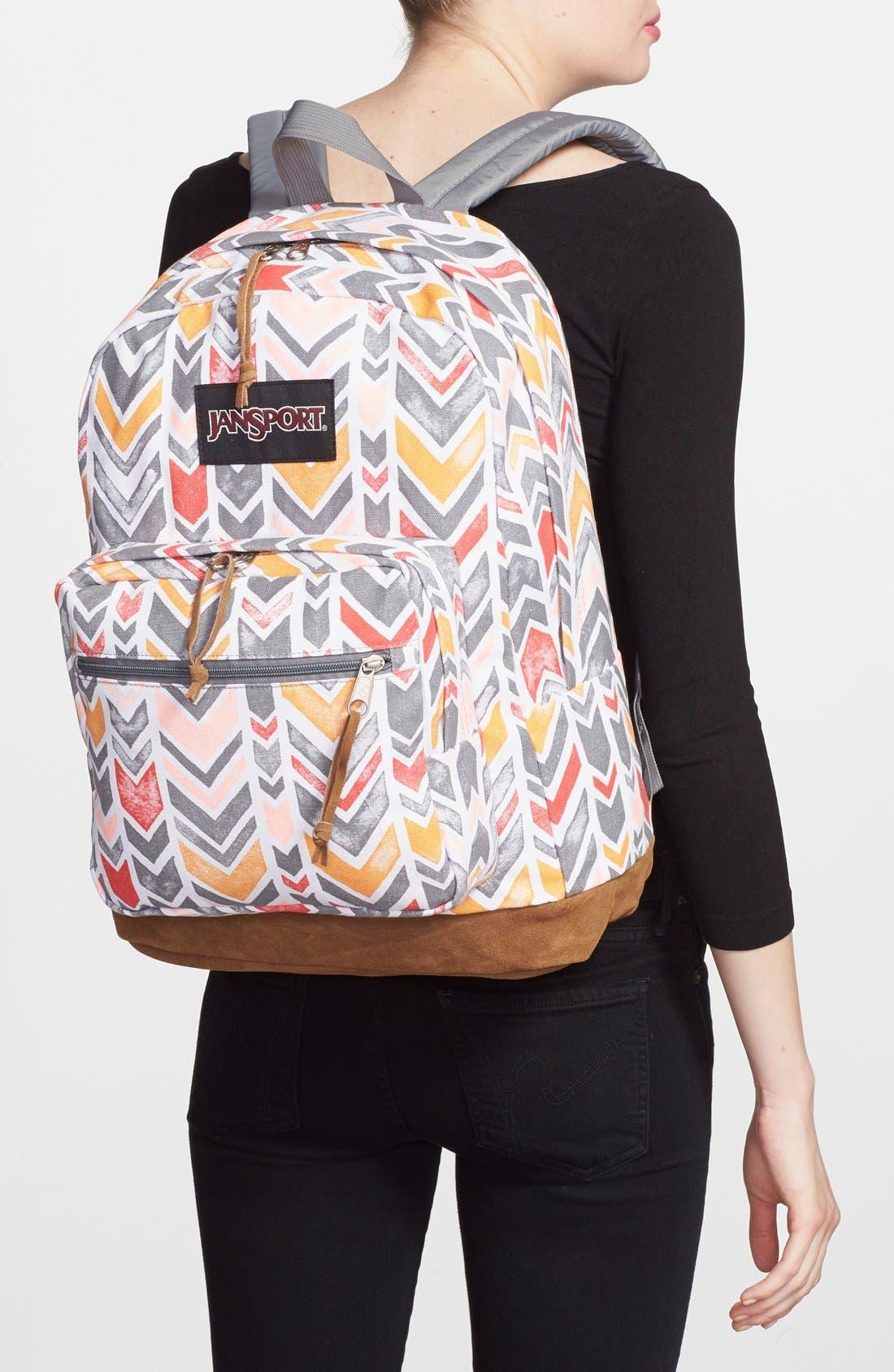 Alternate Image 2  - JanSport 'Right Pack - Expressions' Backpack