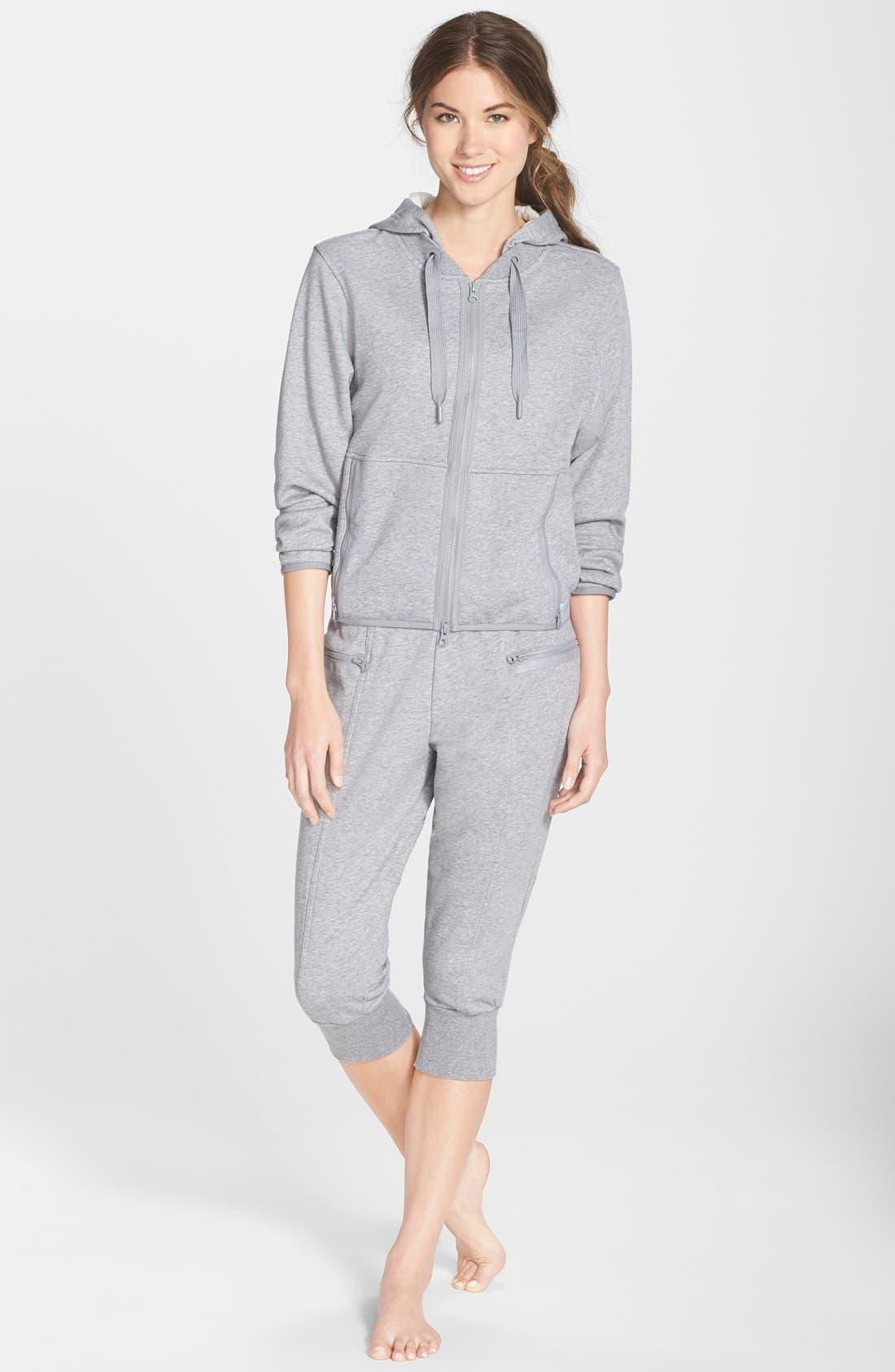 Alternate Image 3  - adidas by Stella McCartney 'Ess' Organic Cotton Sweatpants