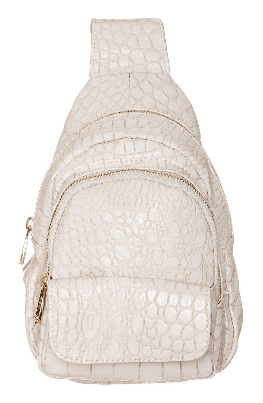 Alternate Image 1 Selected - Urban Originals 'Runway - Small' Backpack