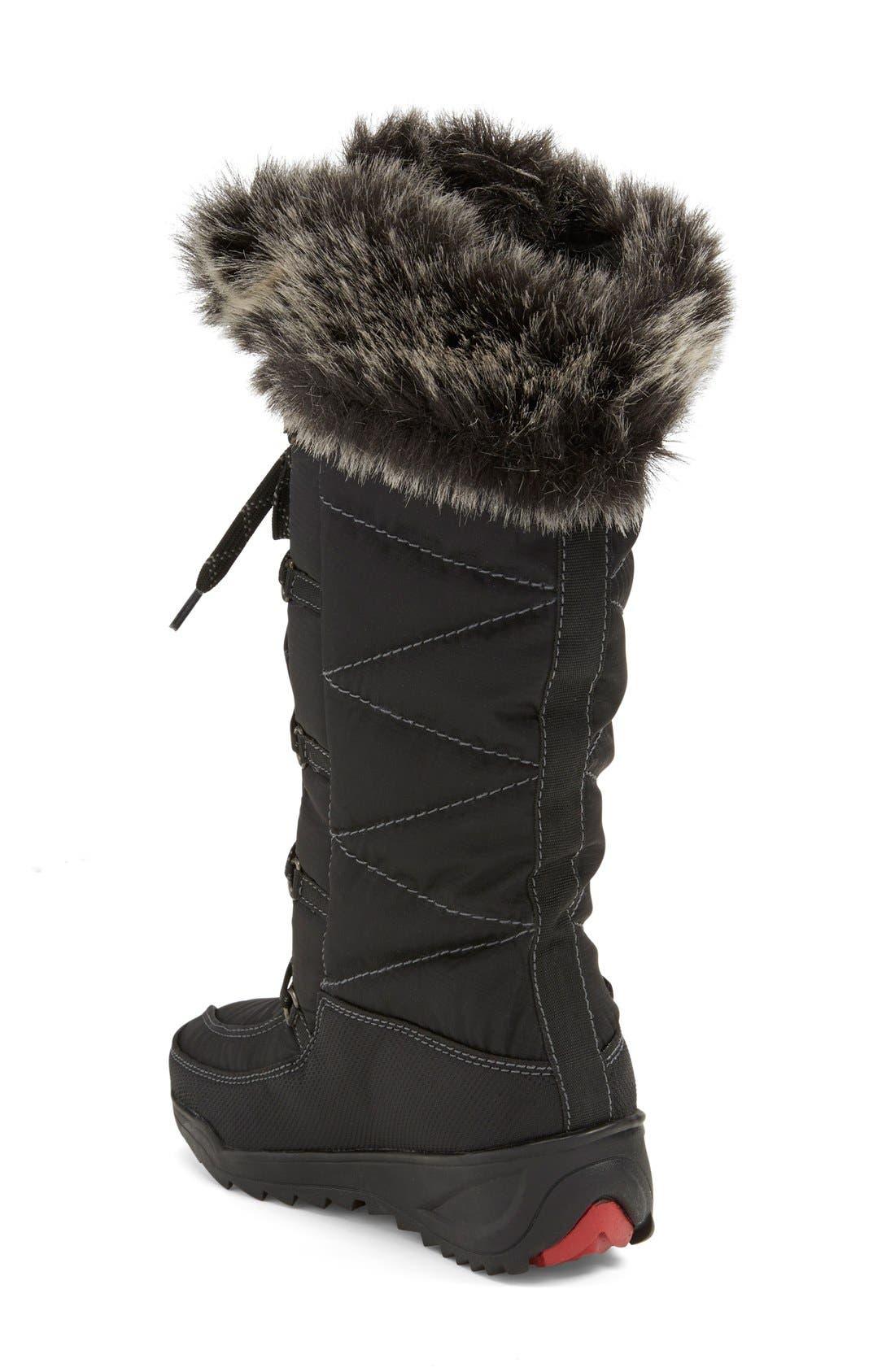Alternate Image 2  - Kamik 'Porto' Waterproof Winter Boot (Women)
