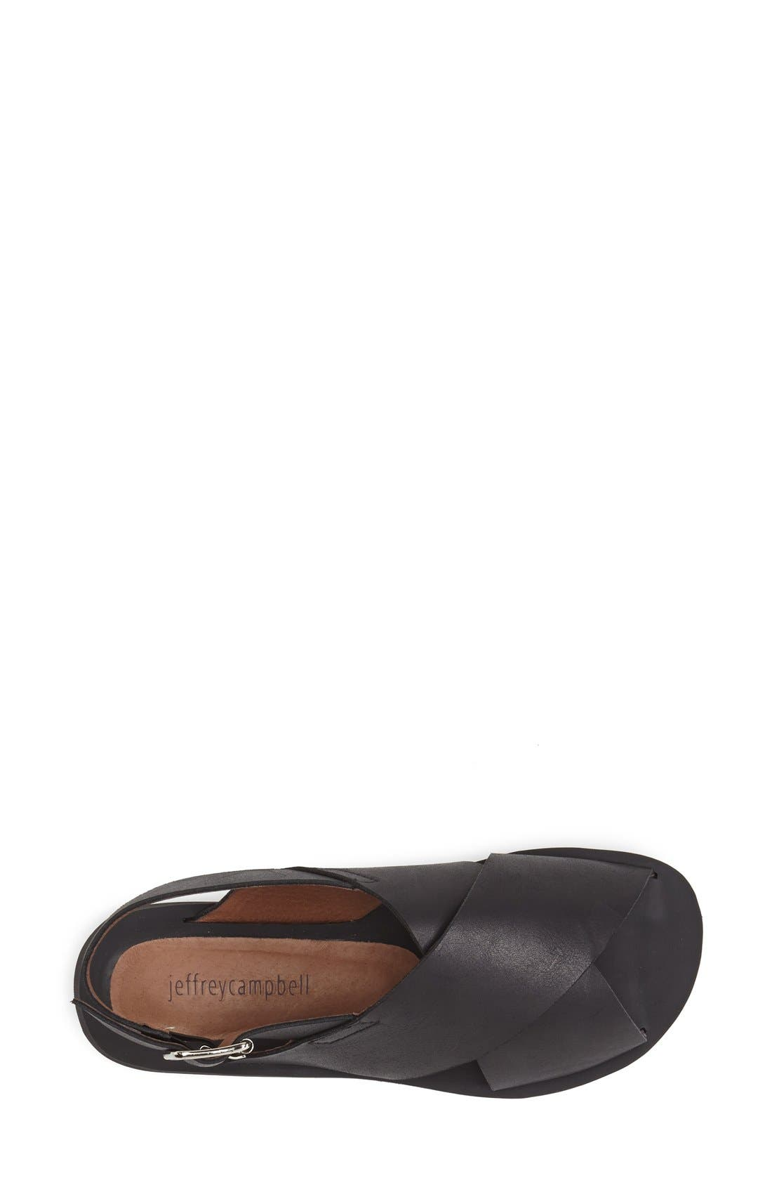 Alternate Image 3  - Jeffrey Campbell 'Maldives' Leather Sandal (Women)