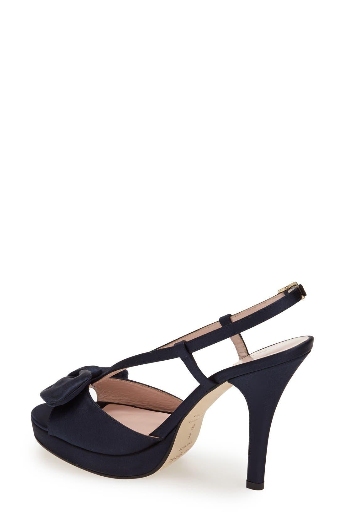 Alternate Image 2  - kate spade new york 'rezza' platform sandal (Women)