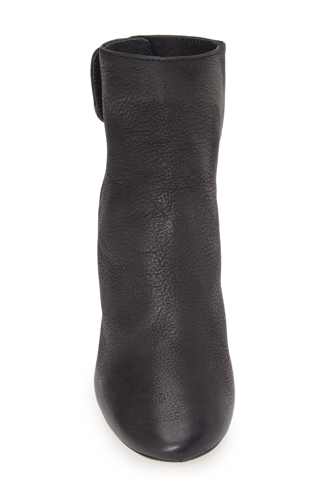 Alternate Image 3  - Topshop 'Maid' Leather Ankle Boot (Women)