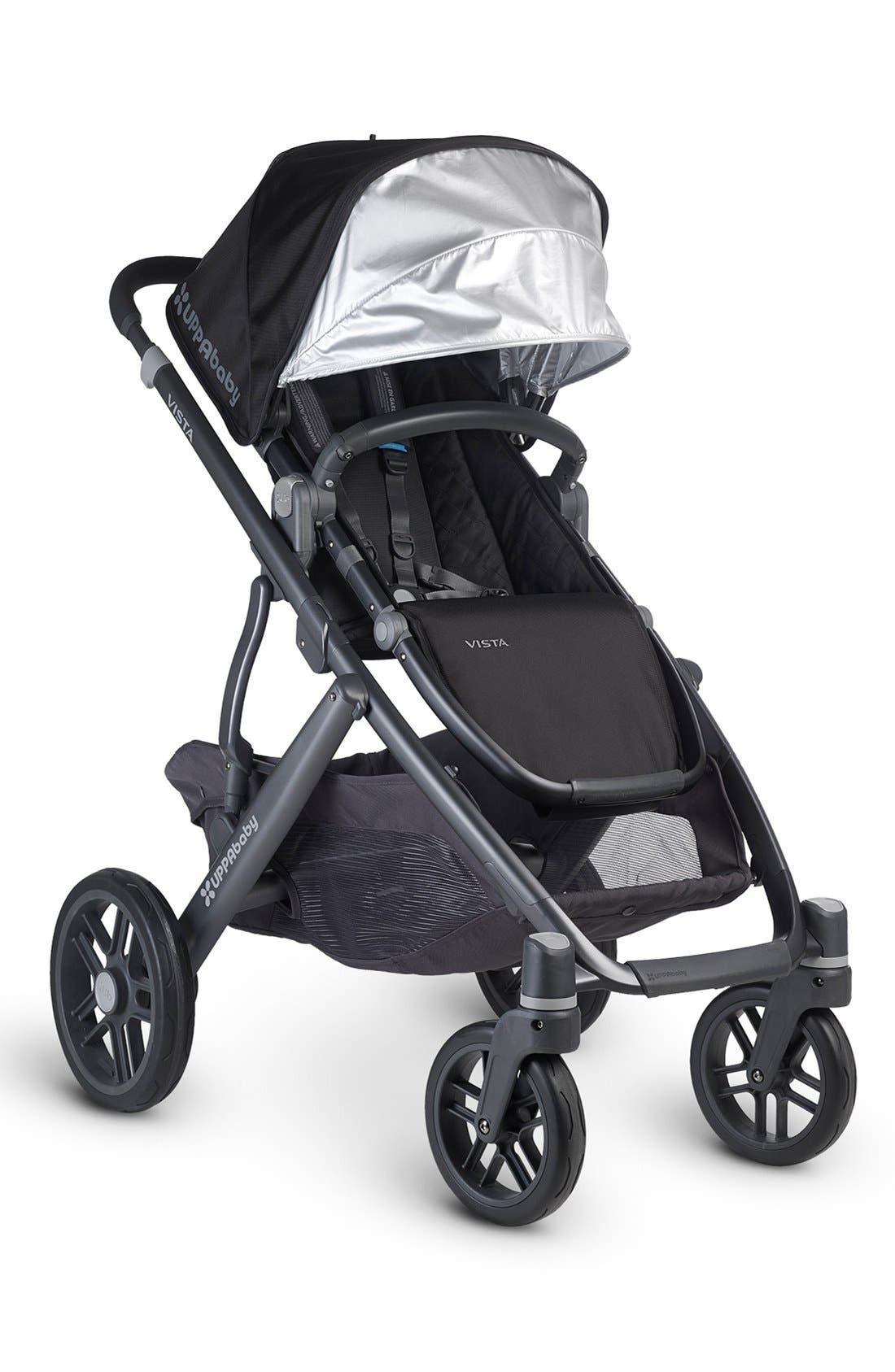 Alternate Image 5  - UPPAbaby VISTA - Carbon Frame Convertible Stroller