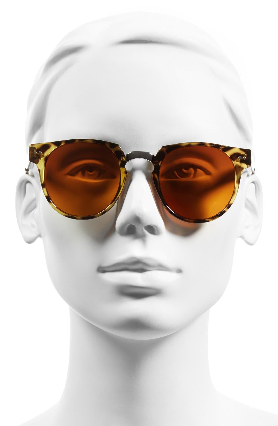 Alternate Image 2  - Spitfire 'Teddy Boy 2' 45mm Round Sunglasses