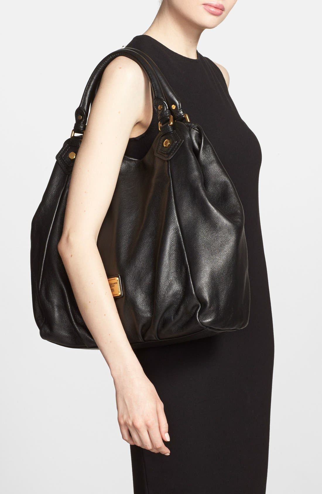 Alternate Image 2  - MARC BY MARC JACOBS 'Classic Q - Francesca' Leather Shopper
