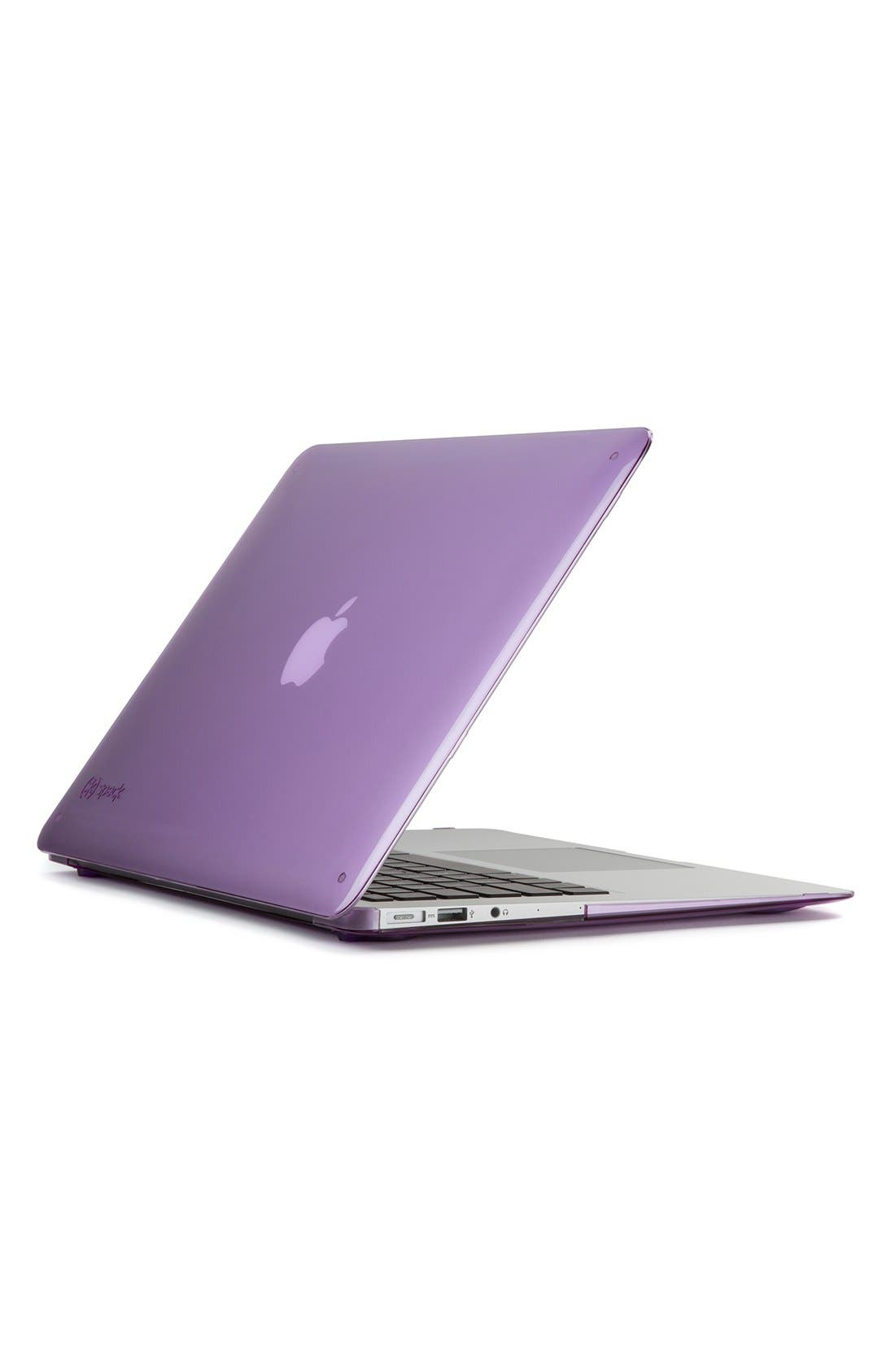 Main Image - Speck 'SmartShell' Snap-On MacBook Air Laptop Case (13 Inch)