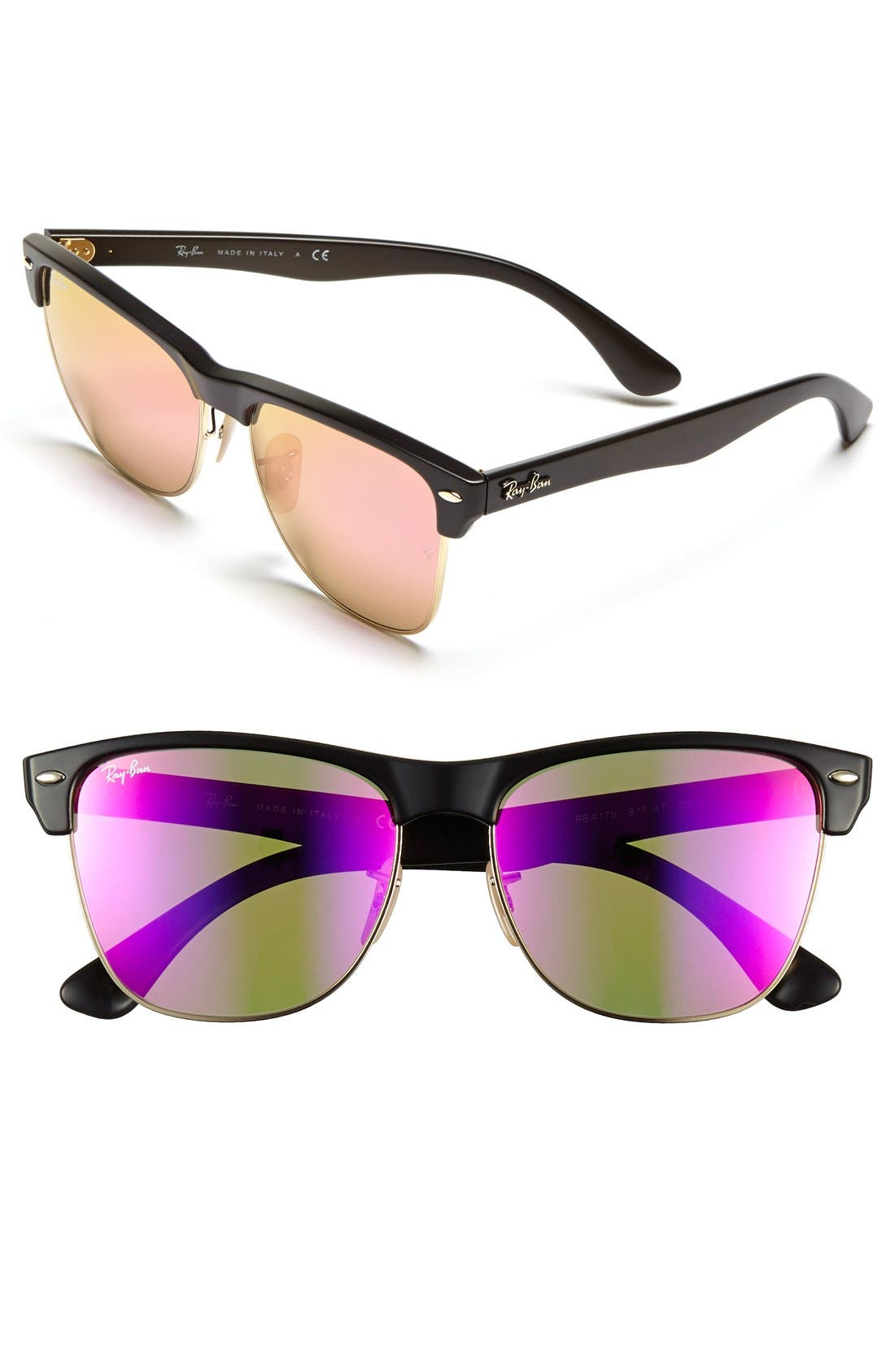 Alternate Image 1 Selected - Ray-Ban Highstreet 57mm Sunglasses (Nordstrom Exclusive)