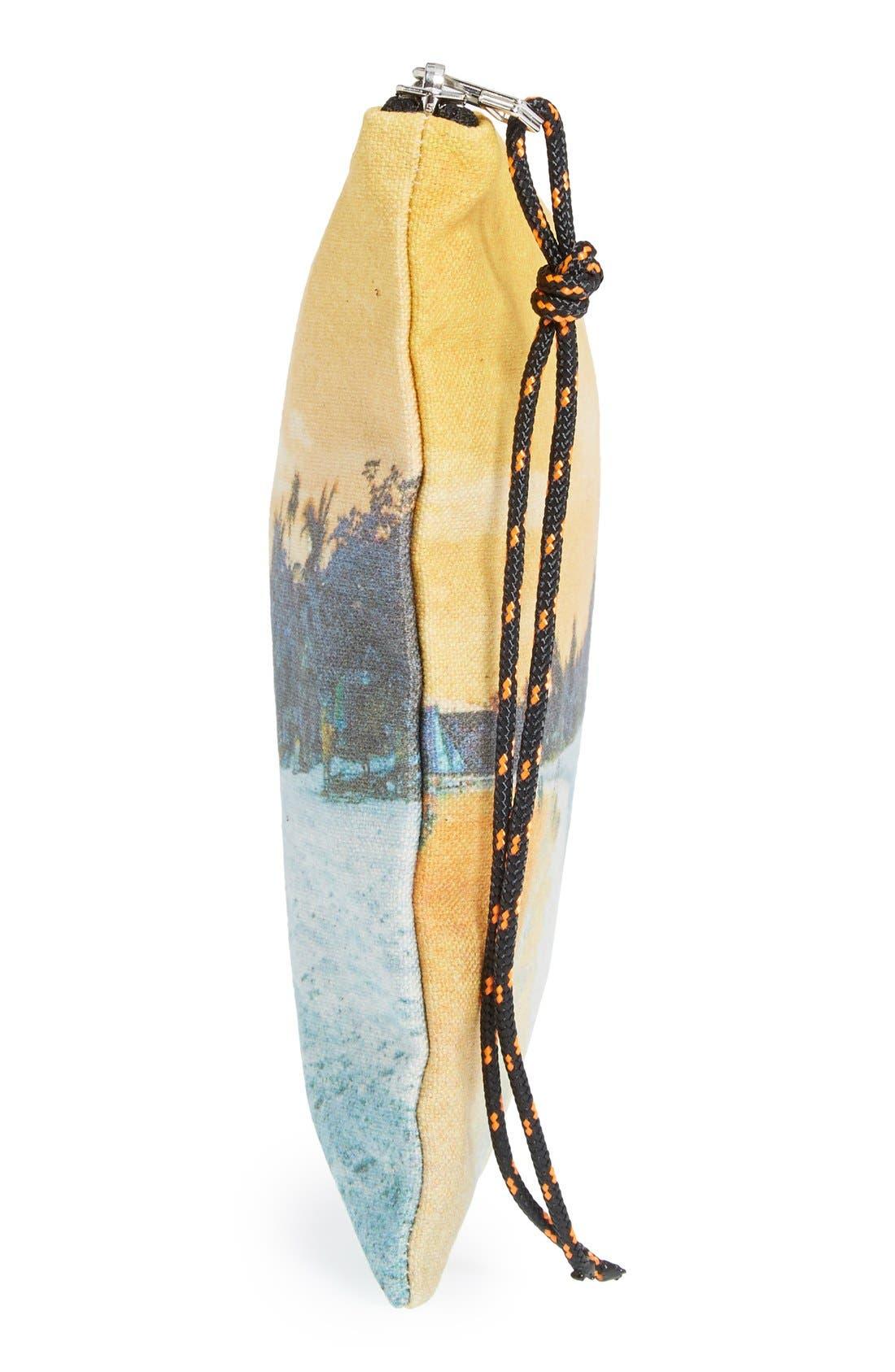 Alternate Image 2  - zubi 'Midi Varadero' Zip Pouch