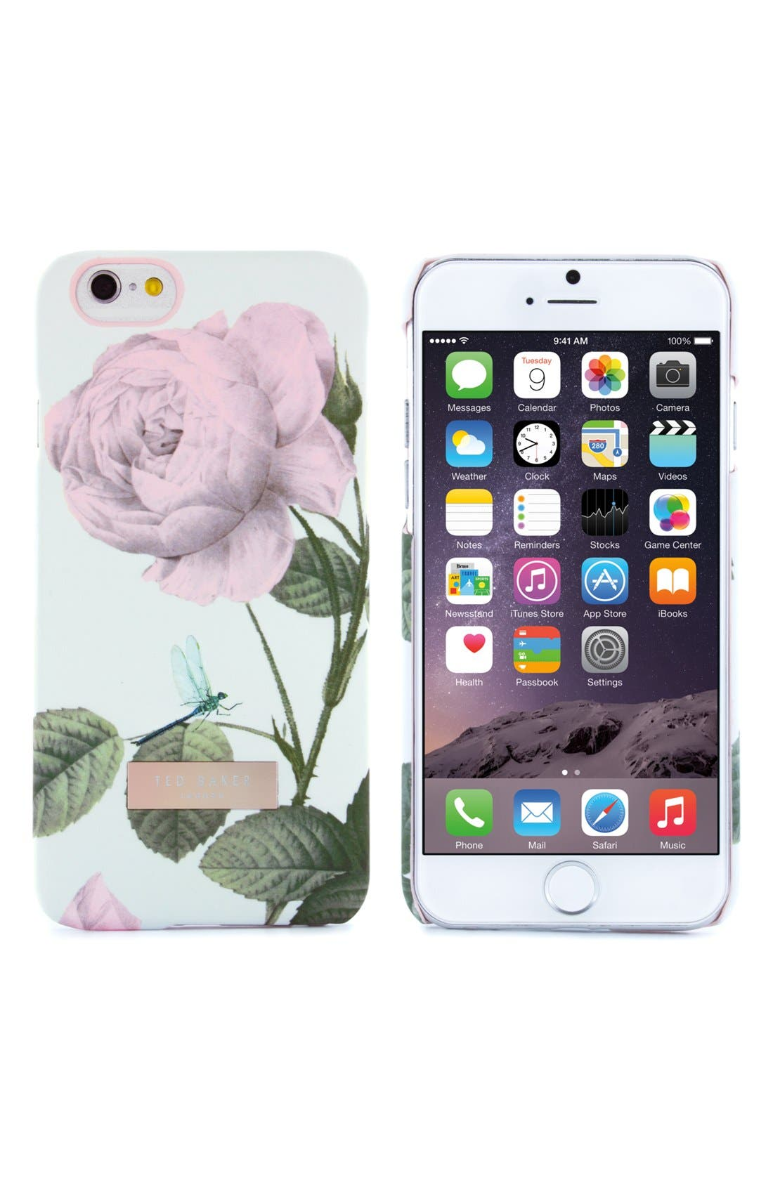 Alternate Image 1 Selected - Ted Baker London 'Loouise' iPhone 6 & 6s Case