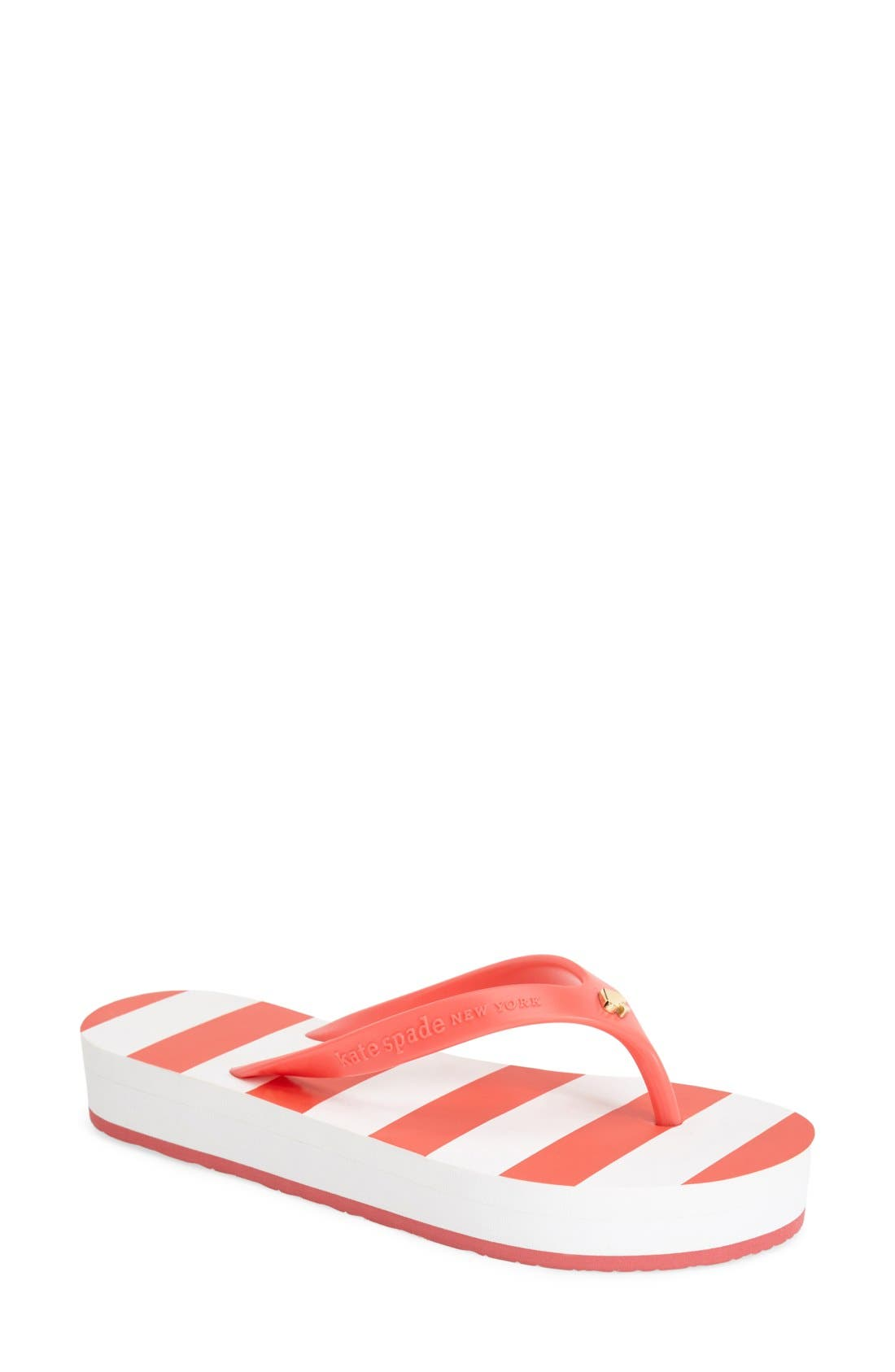 Main Image - kate spade new york 'fanlow' flip flop (Women)