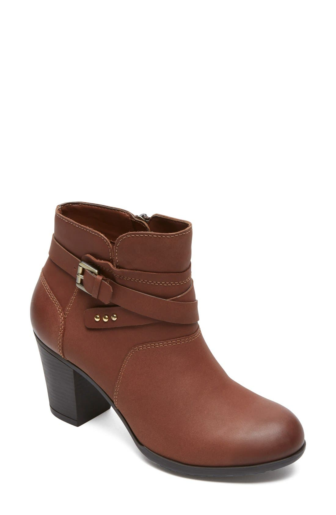 Alternate Image 1 Selected - Rockport 'City Casuals - Catriona' Bootie (Women)