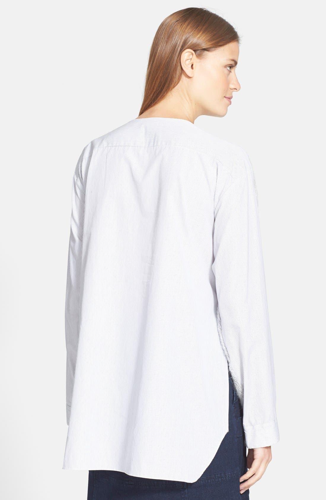 Alternate Image 2  - Tibi Pullover Sweater