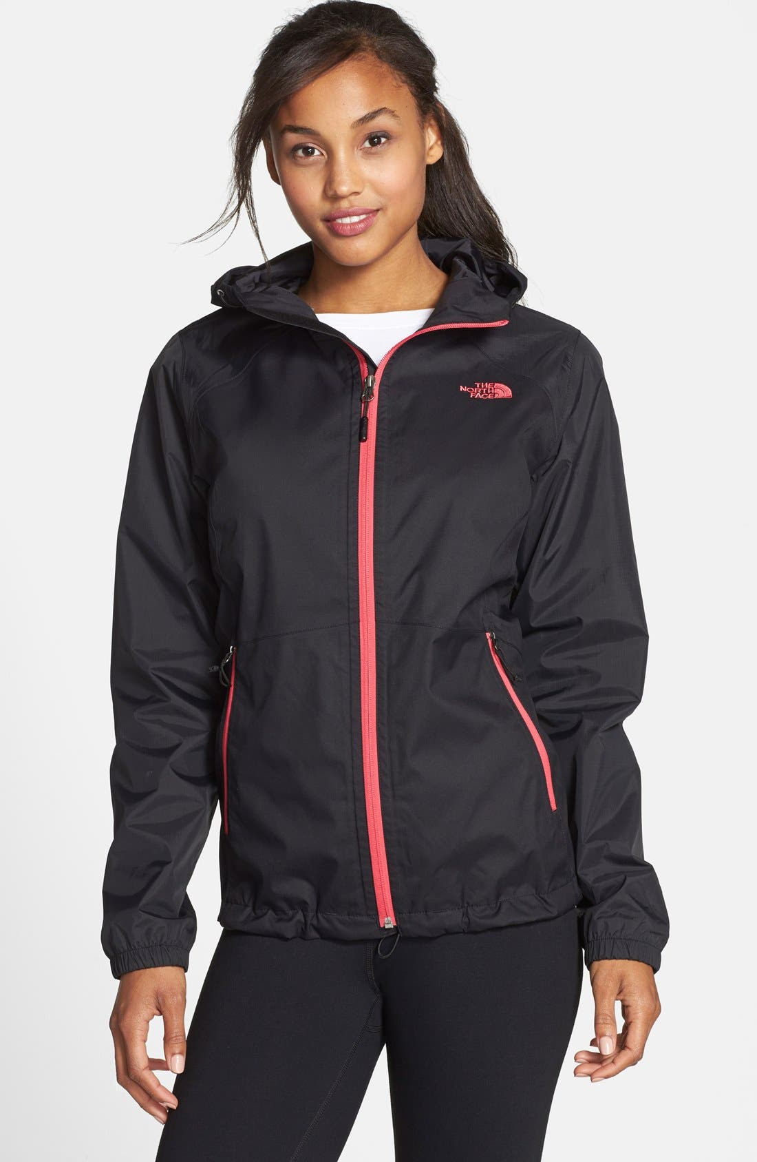 Alternate Image 1 Selected - The North Face 'Allabout' Hooded Jacket