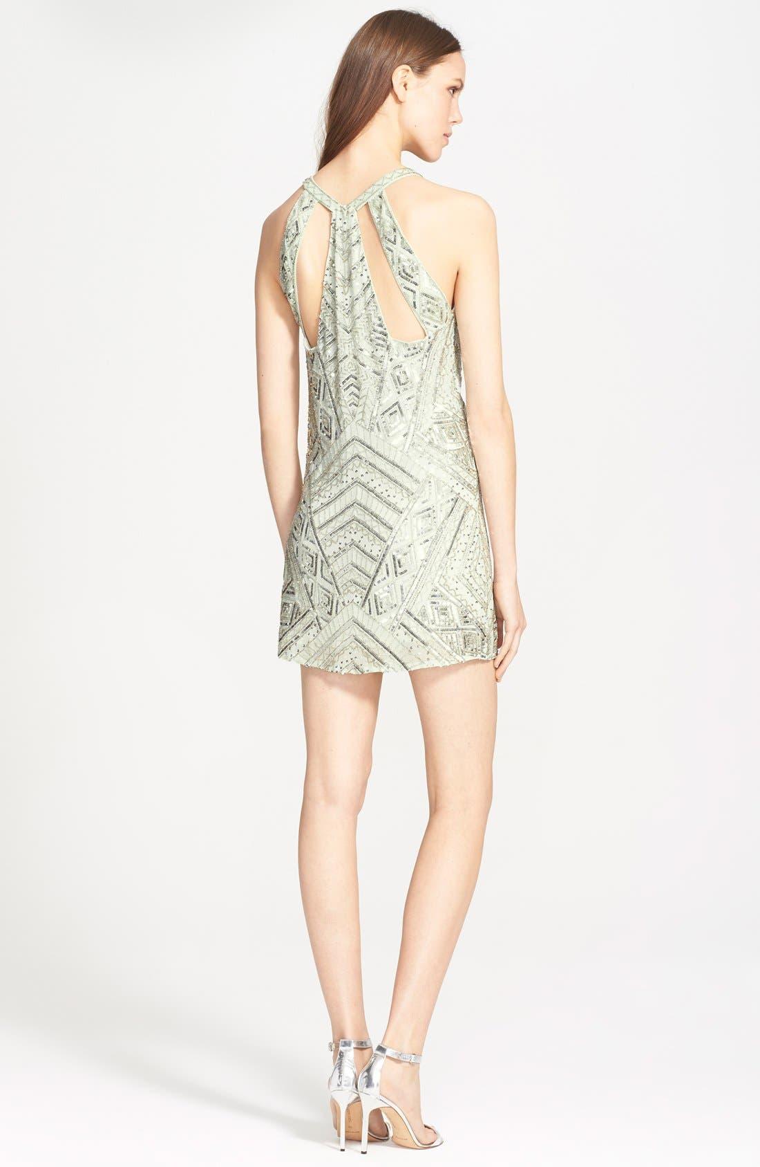 Alternate Image 2  - Parker 'Candor' Beaded Dress