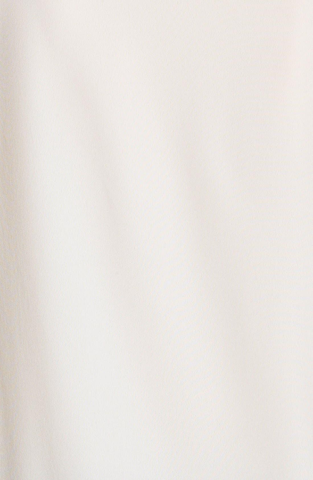Alternate Image 3  - MICHAEL Michael Kors Lace Yoke Tiered Top