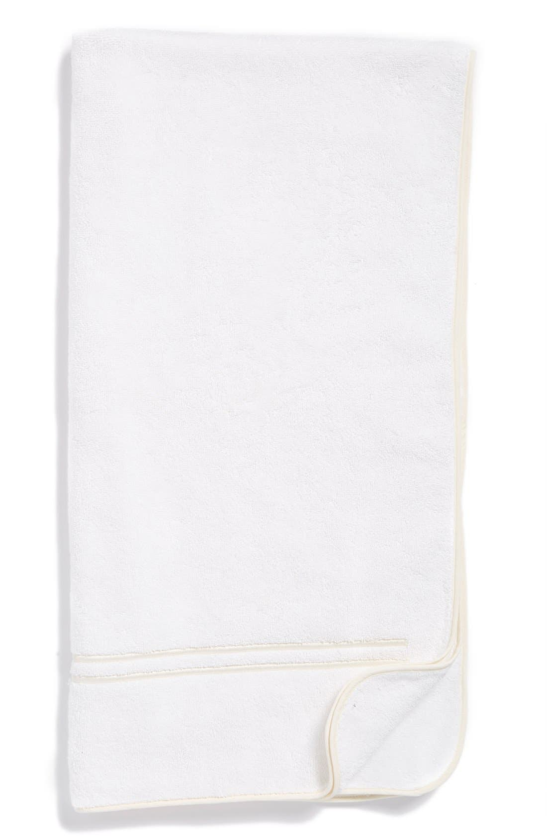 KASSATEX 'Broderie' Turkish Cotton Bath Towel