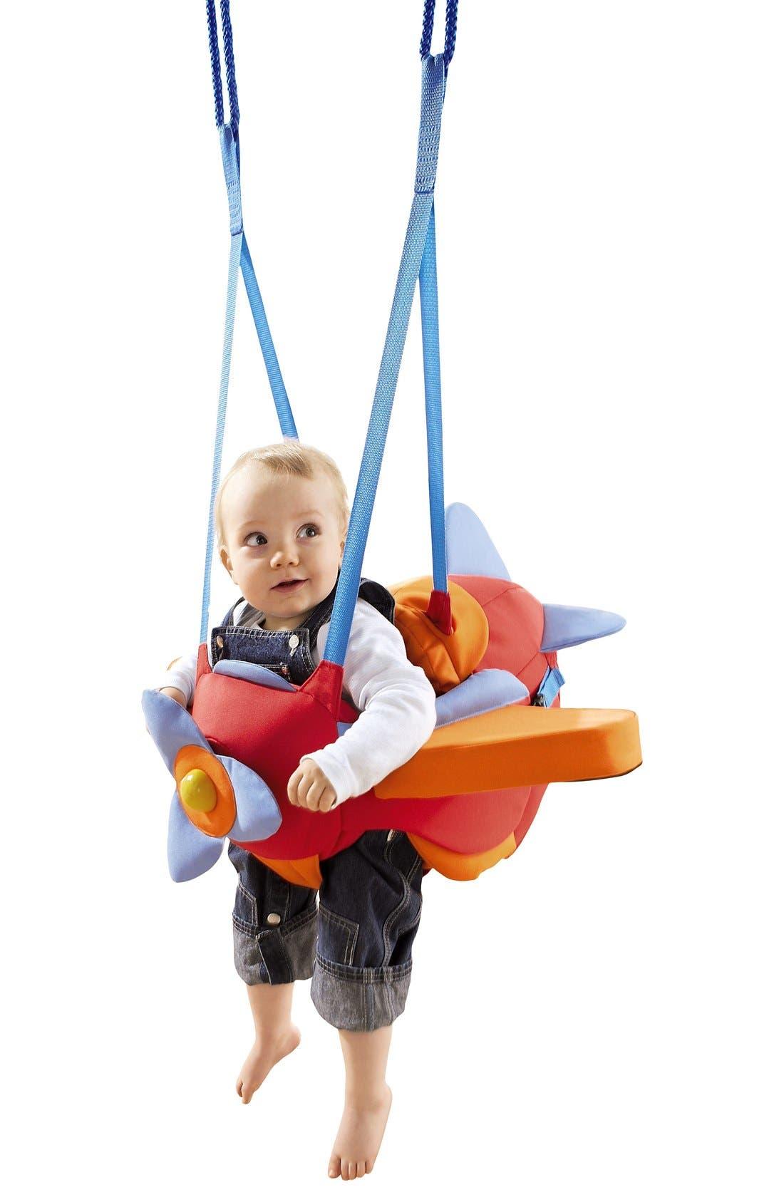 Alternate Image 7  - HABA Aircraft Baby Swing