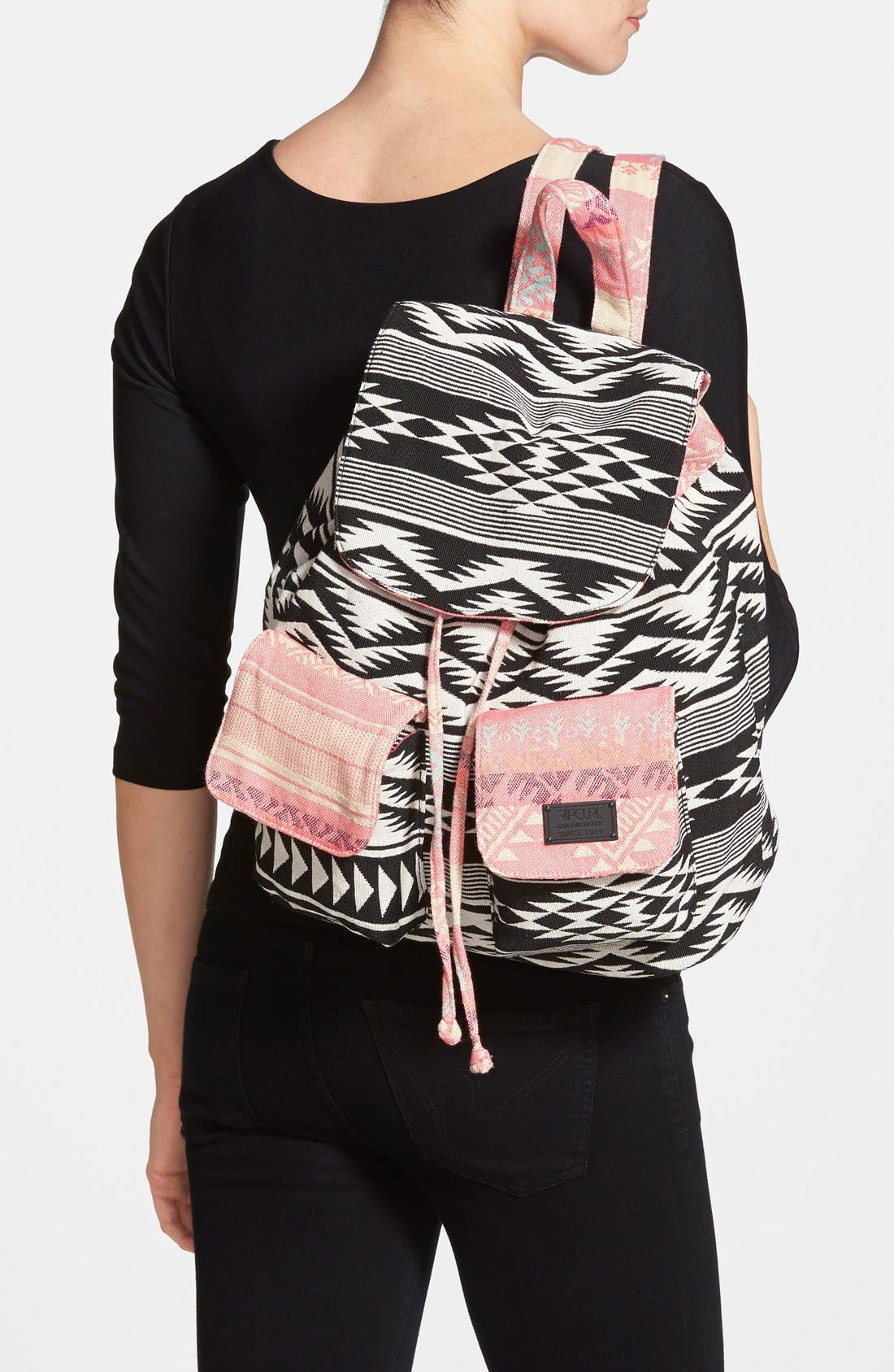 Alternate Image 2  - Rip Curl 'Gypsy Road' Backpack