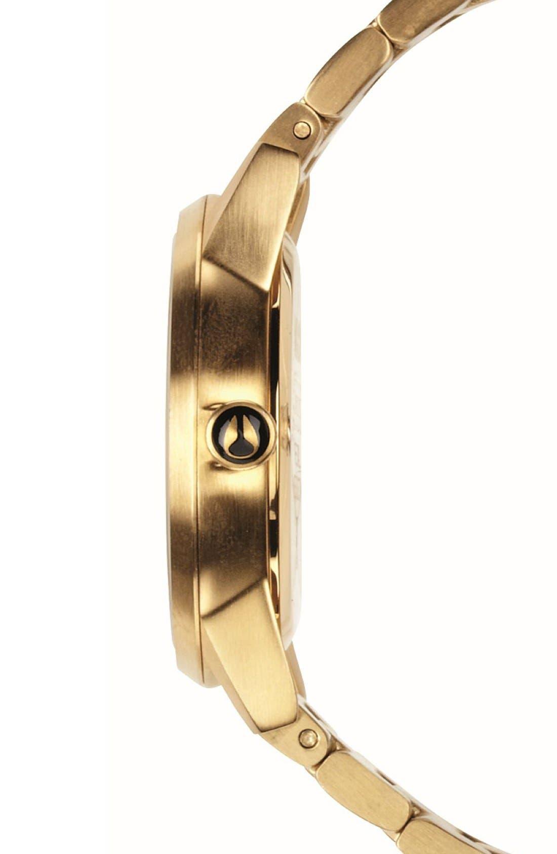 Alternate Image 6  - Nixon 'The Small Kensington' Bracelet Watch, 30mm