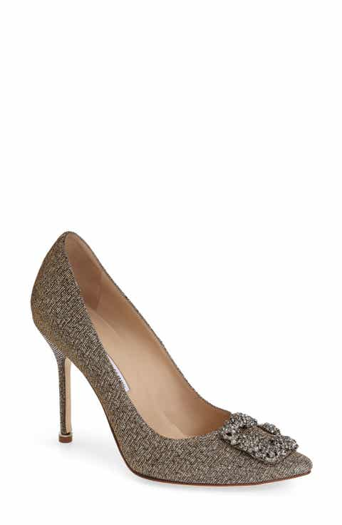 Metallic Wedding Shoes Nordstrom