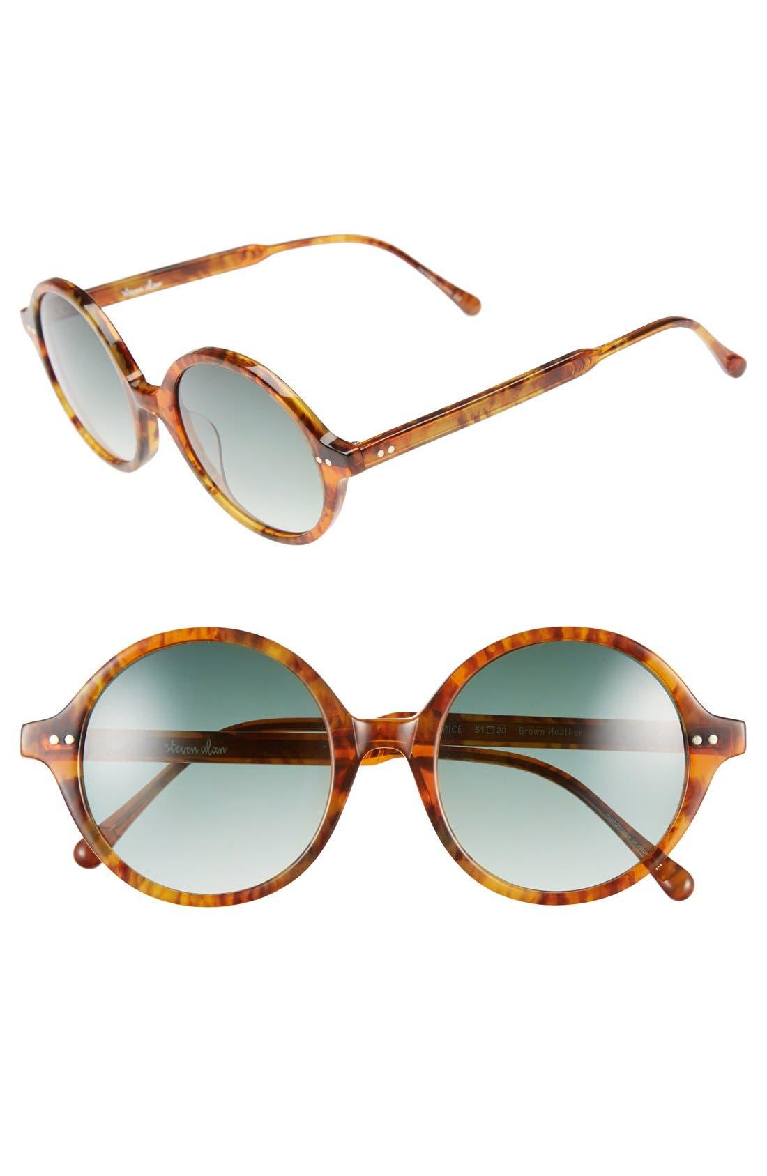 Main Image - Steven Alan 'Beatrice' 51mm Retro Sunglasses