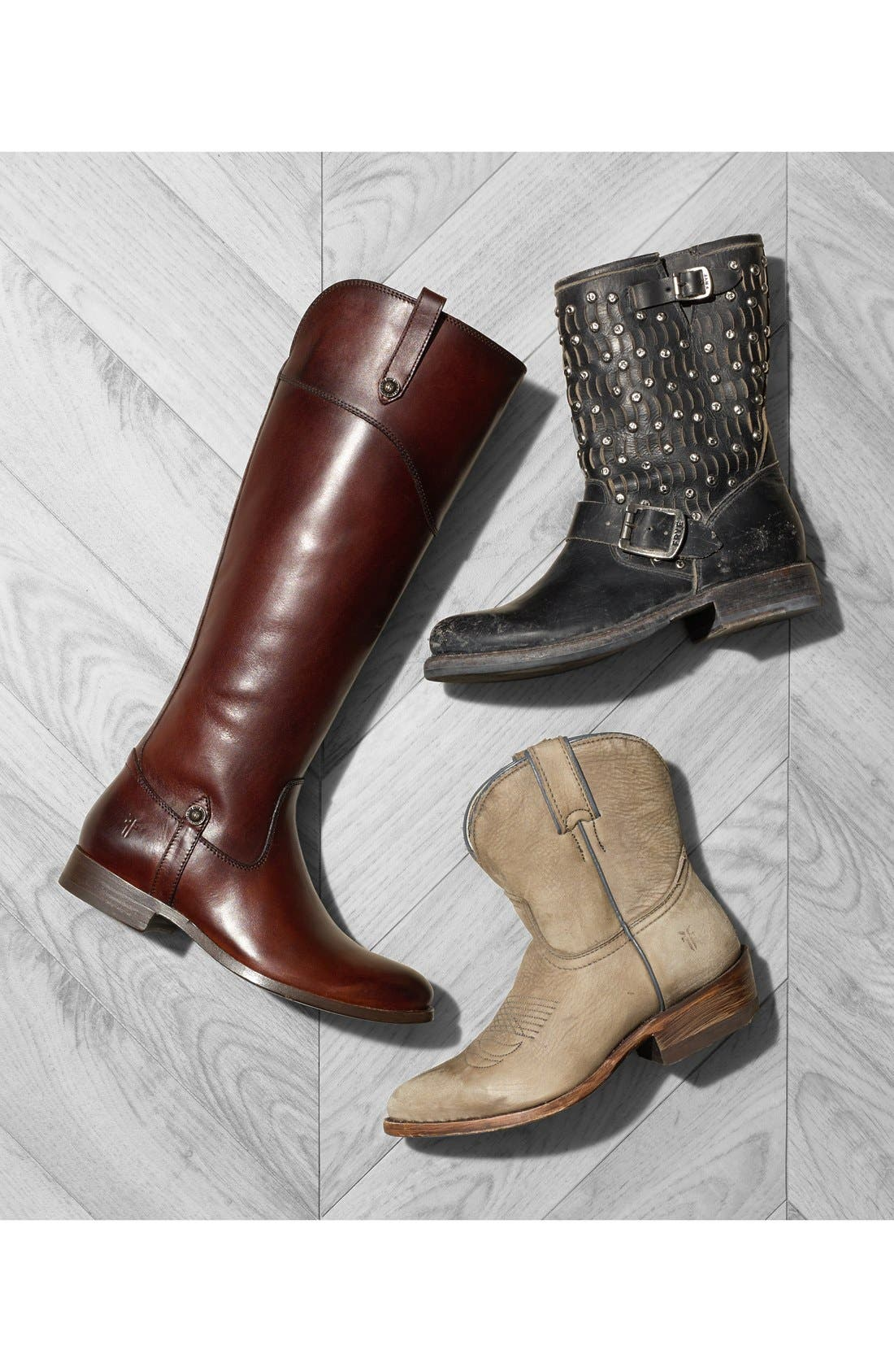 Alternate Image 6  - Frye 'Billy' Short Boot (Women)