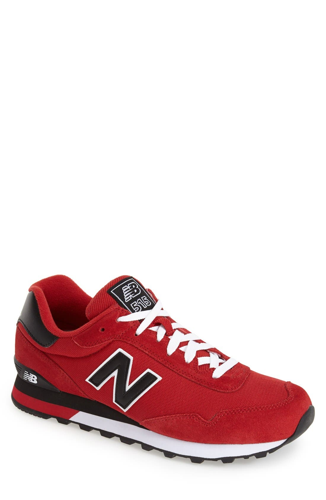 Main Image - New Balance 'Piqué Polo Collection - 515' Sneaker (Men)