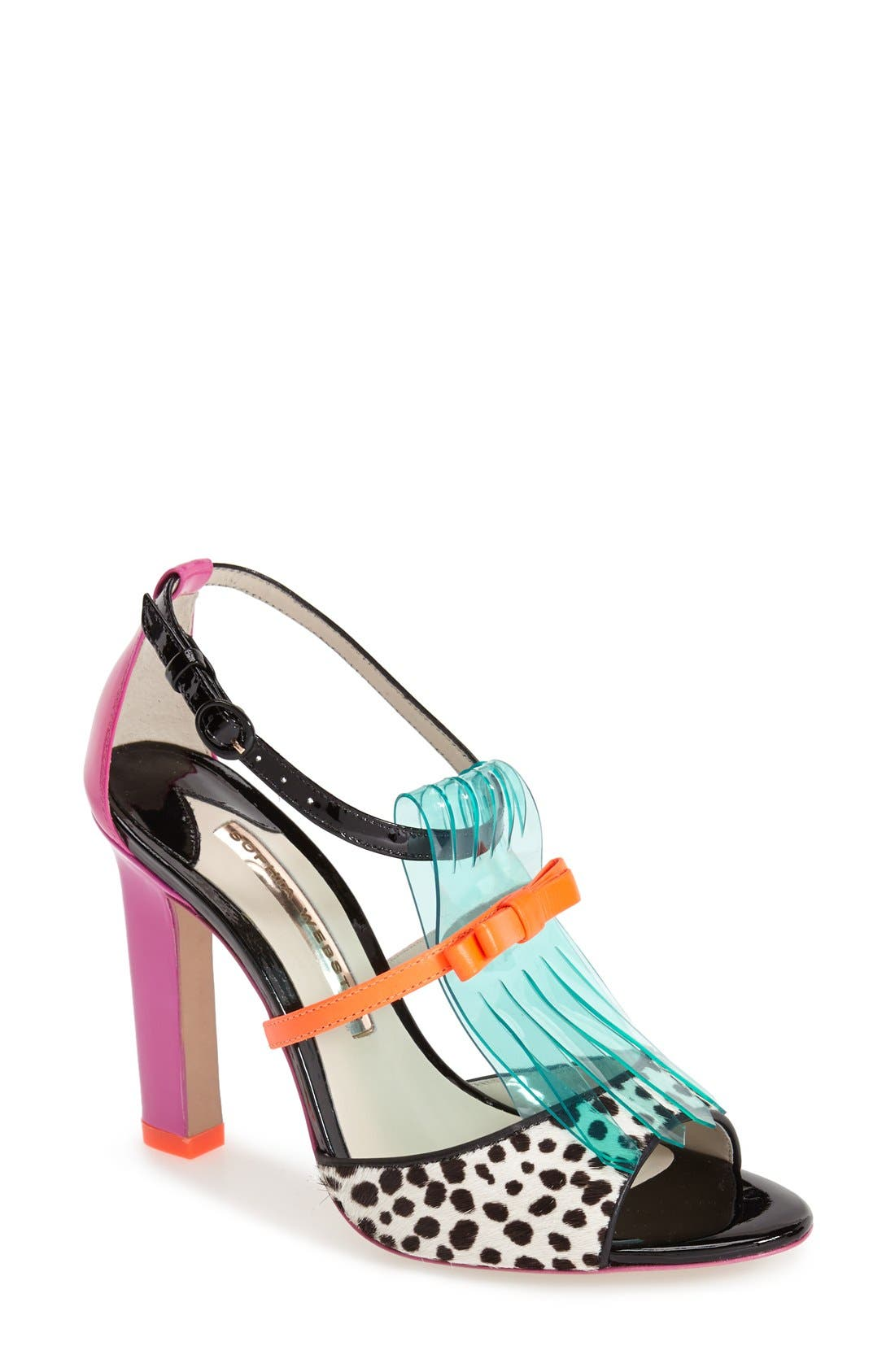 Alternate Image 1 Selected - Sophia Webster 'Verity Polka' Sandal (Women)