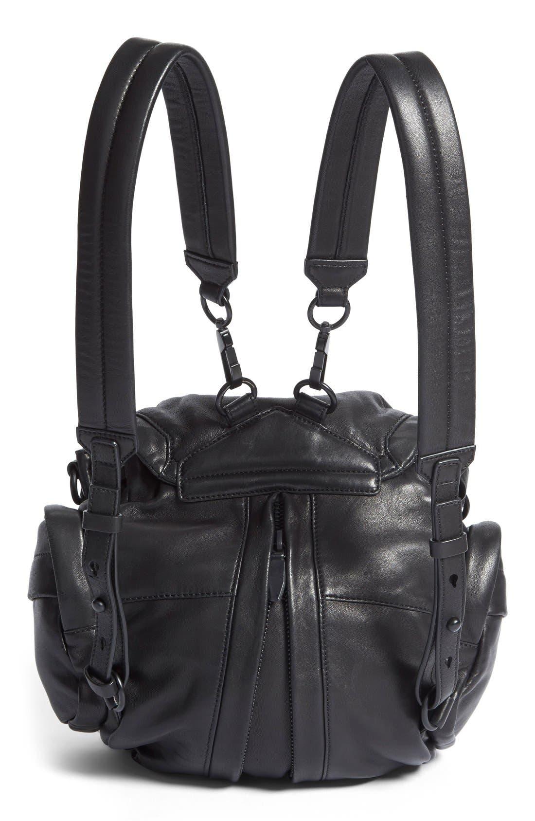 Alternate Image 3  - Alexander Wang Mini Marti Leather Backpack