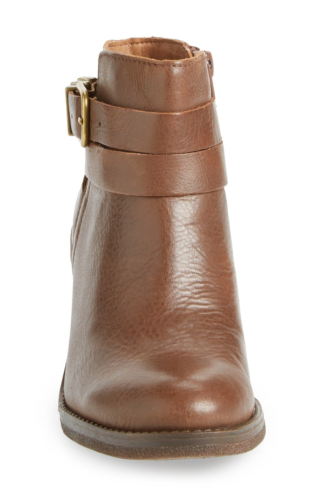 Alternate Image 3  - Lucky Brand 'Raisa' Moto Bootie (Women)