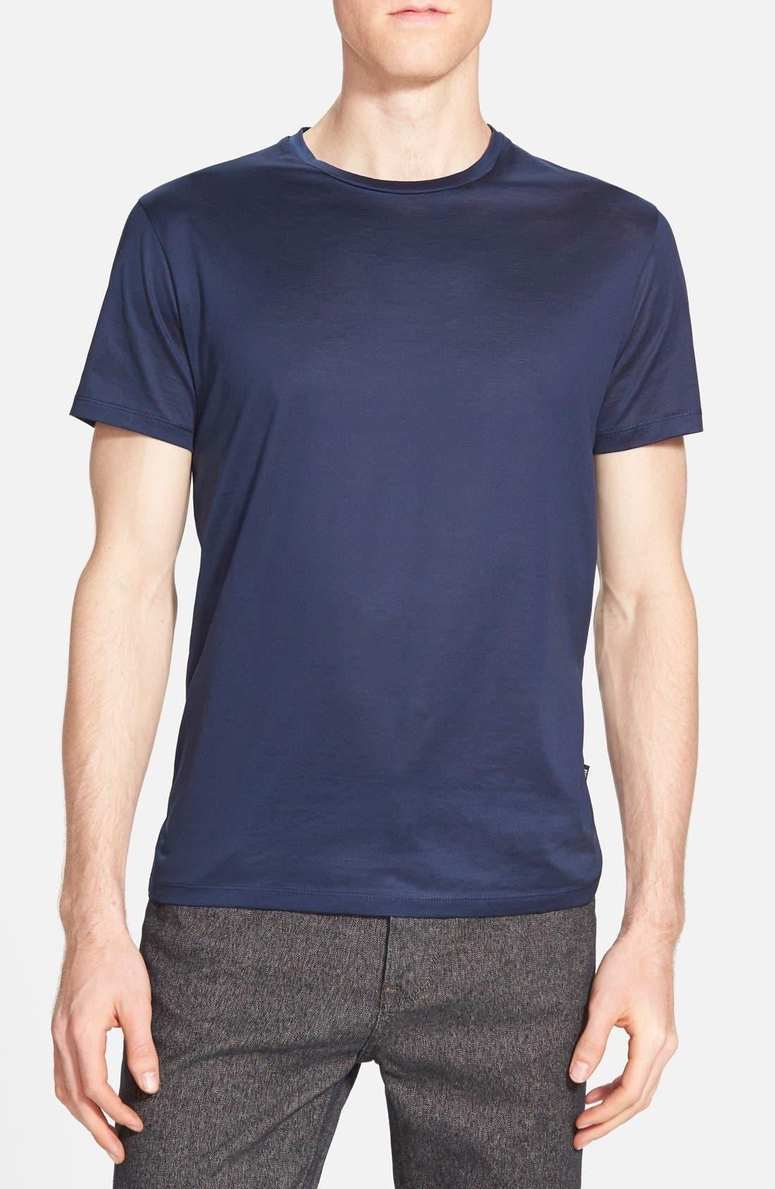 Alternate Image 1 Selected - BOSS HUGO BOSS 'Lecco' T-Shirt