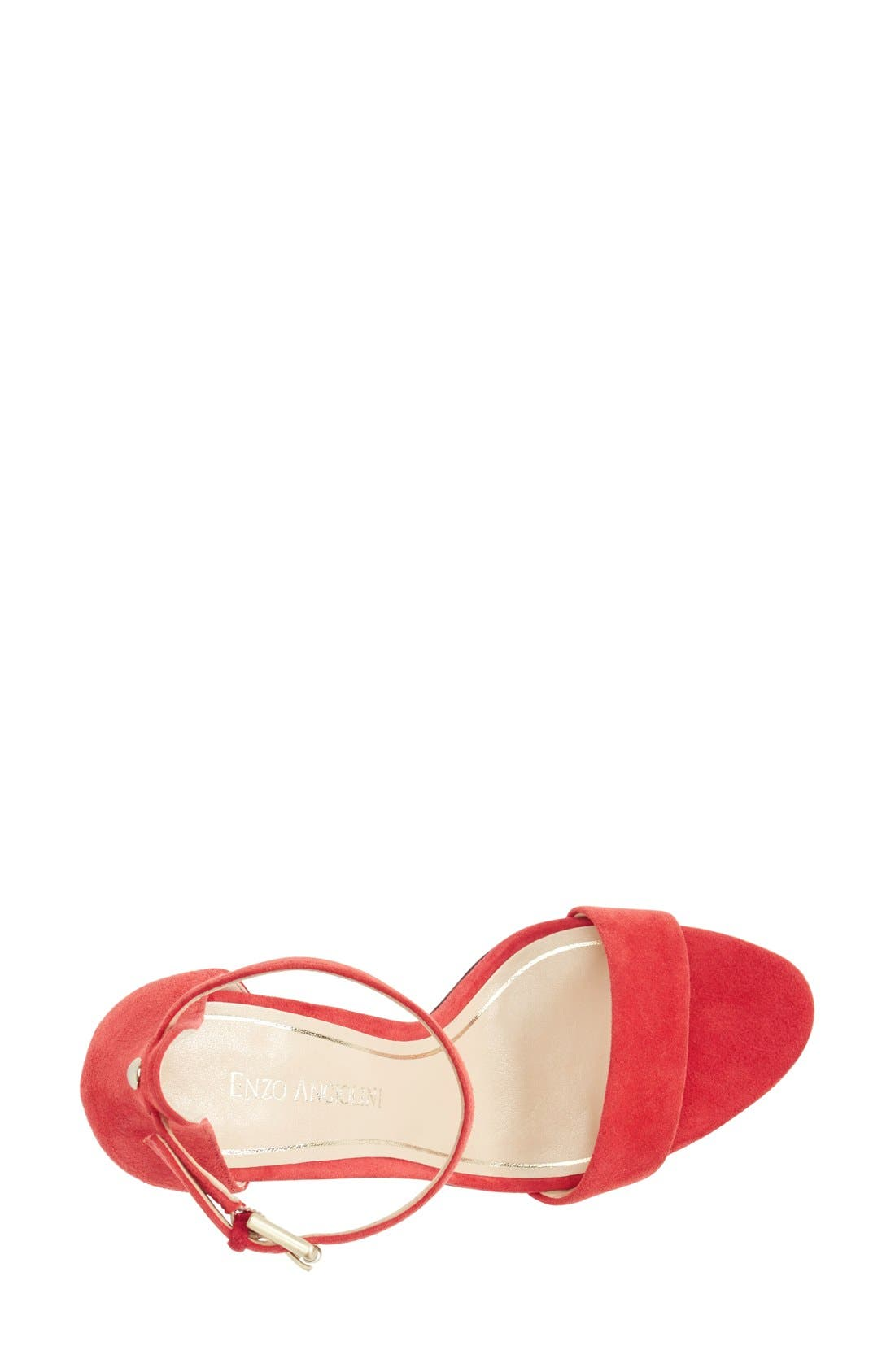 Alternate Image 3  - Enzo Angiolini 'Manna' Ankle Strap Sandal (Women)