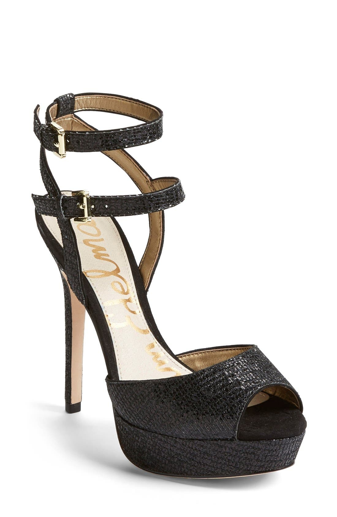 Alternate Image 1 Selected - Sam Edelman 'Nadine' Platform Sandal (Women)
