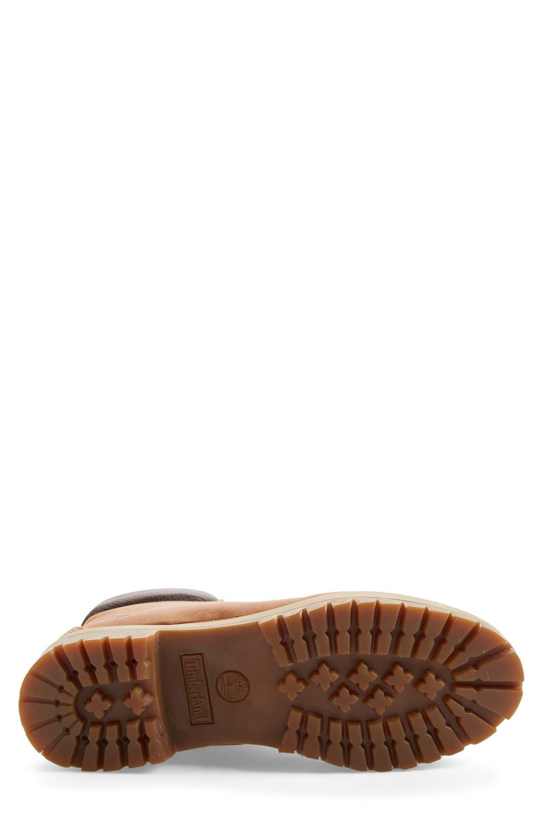 Alternate Image 4  - Timberland 'Premium Heritage' Round Toe Boot  (Men)