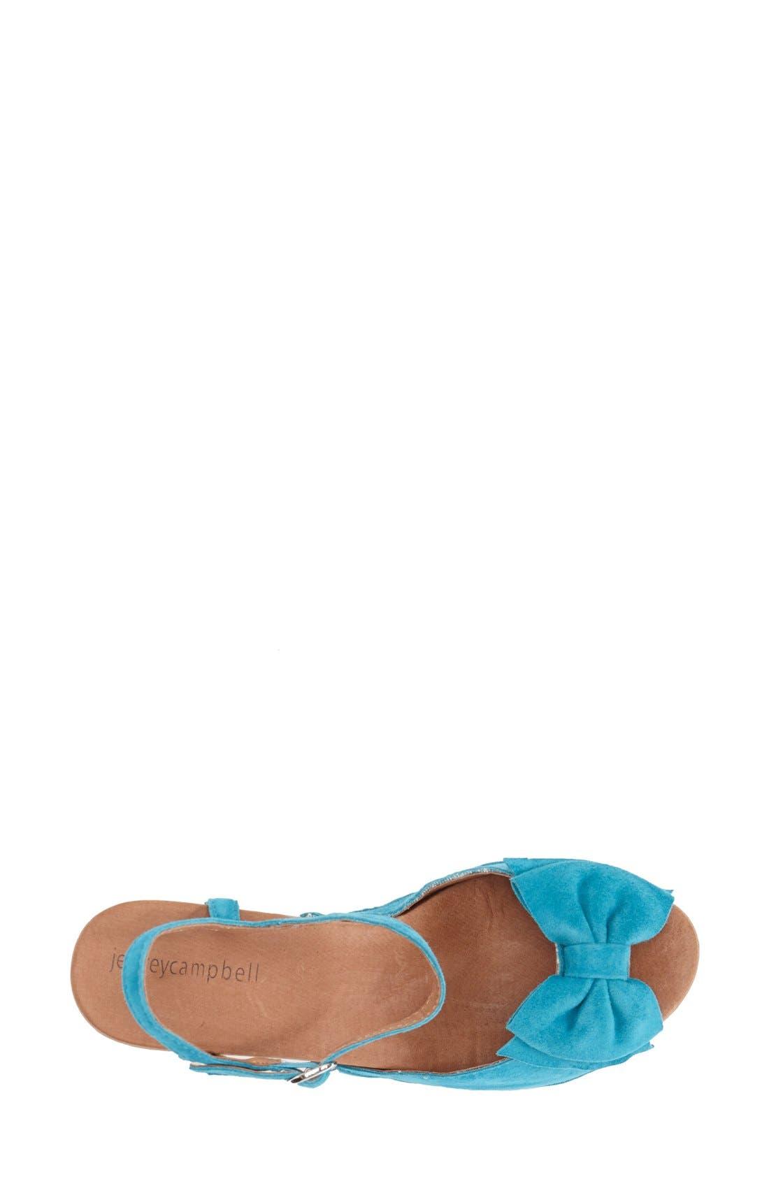 Alternate Image 3  - Jeffrey Campbell 'Bridget' Platform Sandal (Women)