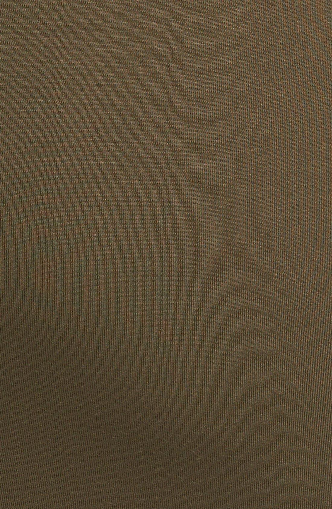 Alternate Image 3  - Leith Sleeveless Midi Dress