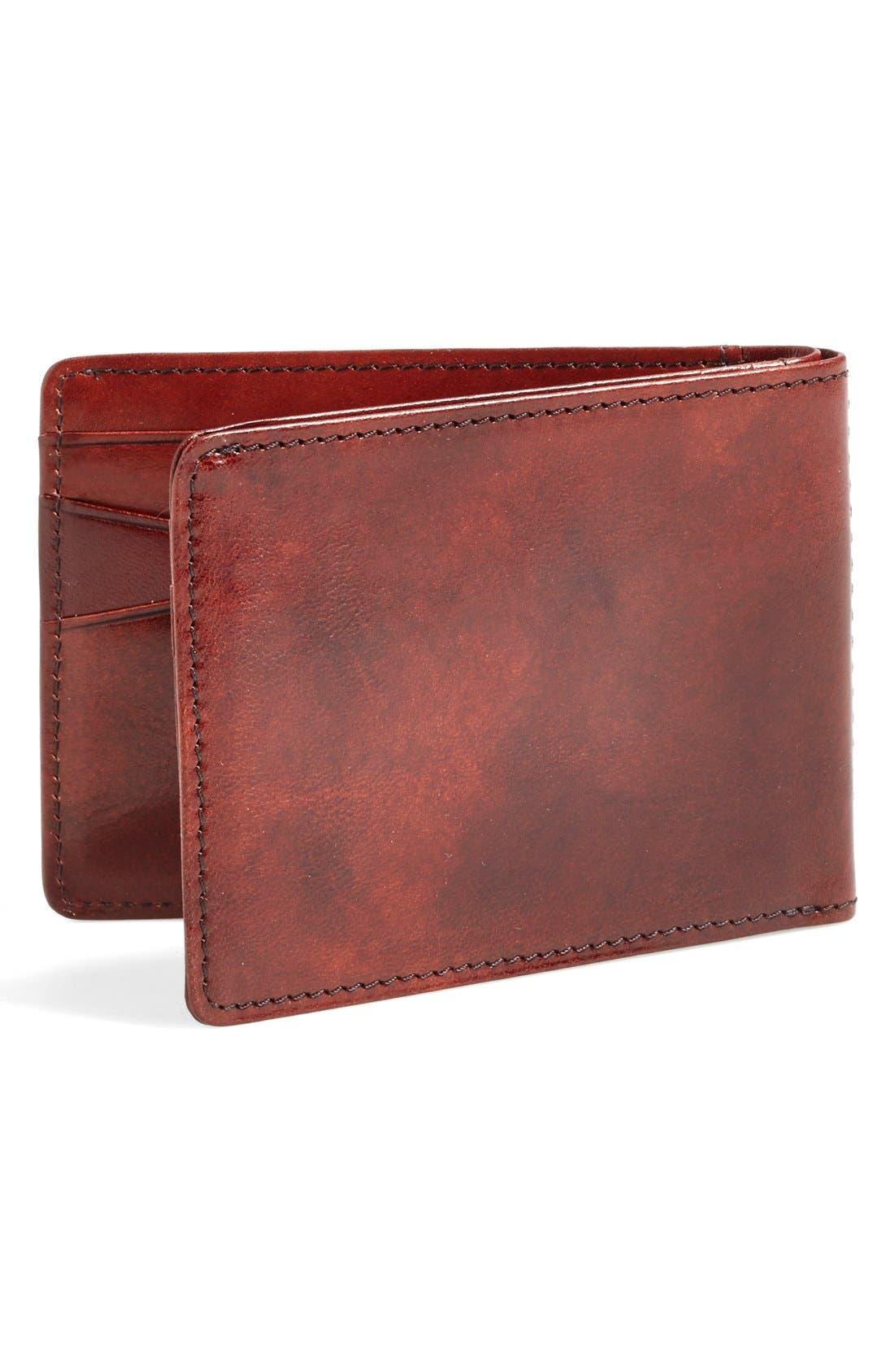 Alternate Image 3  - Bosca Small Bifold Wallet