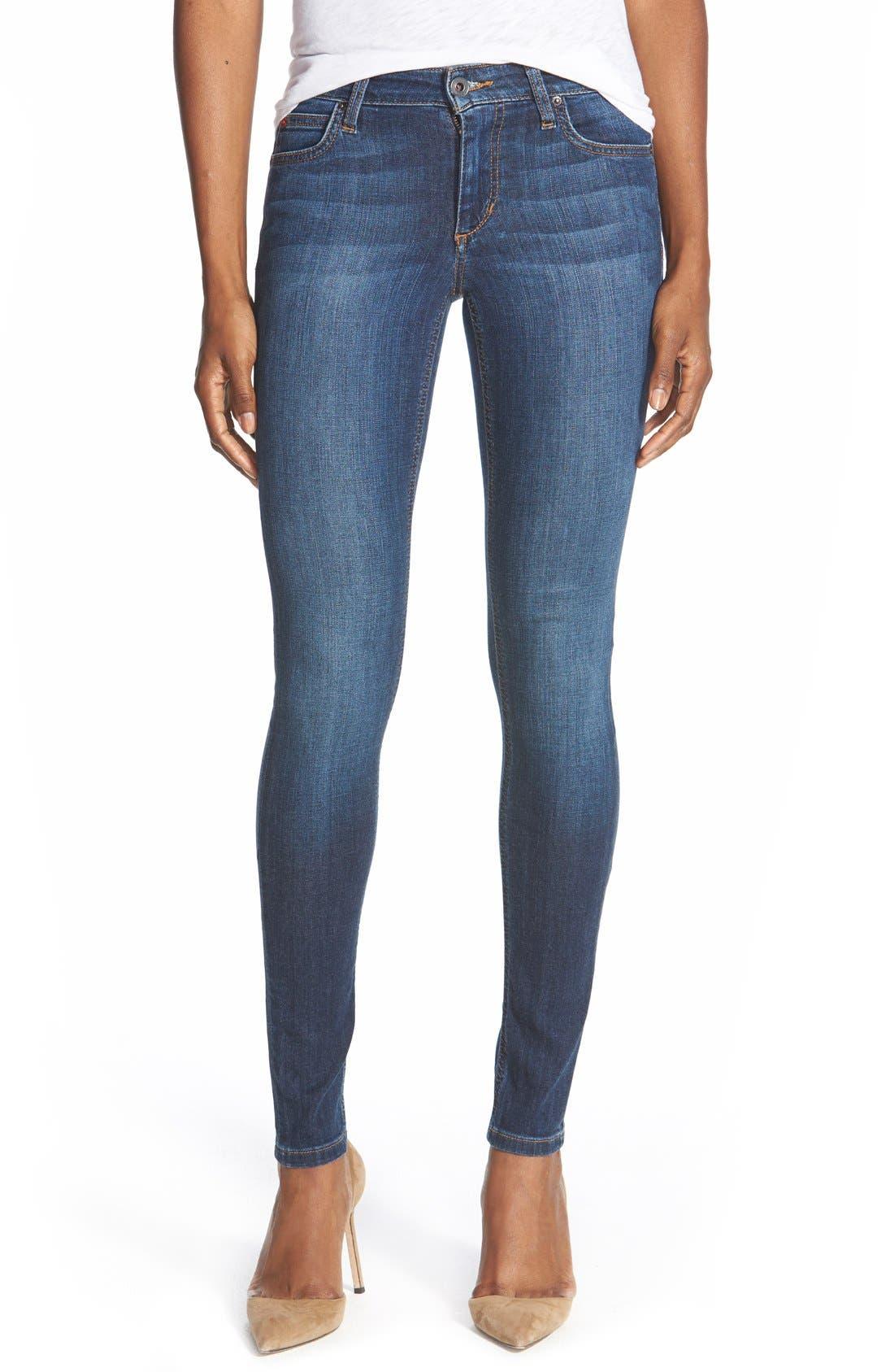 Alternate Image 1  - Joe's 'Icon' Skinny Jeans (Sophia)